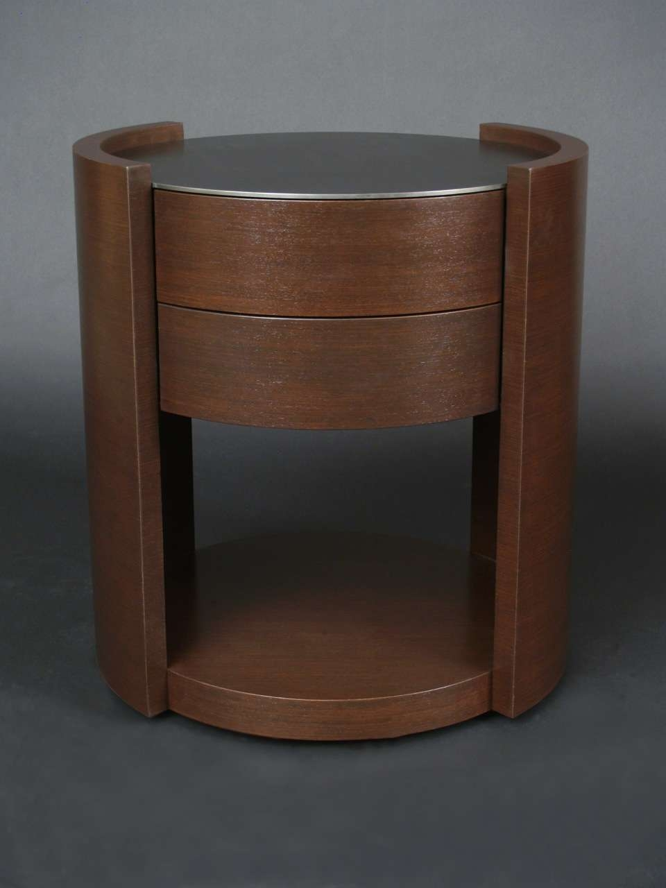 Dream Table Furniture Regarding Famous Round Coffee Tables With Drawer (View 6 of 20)