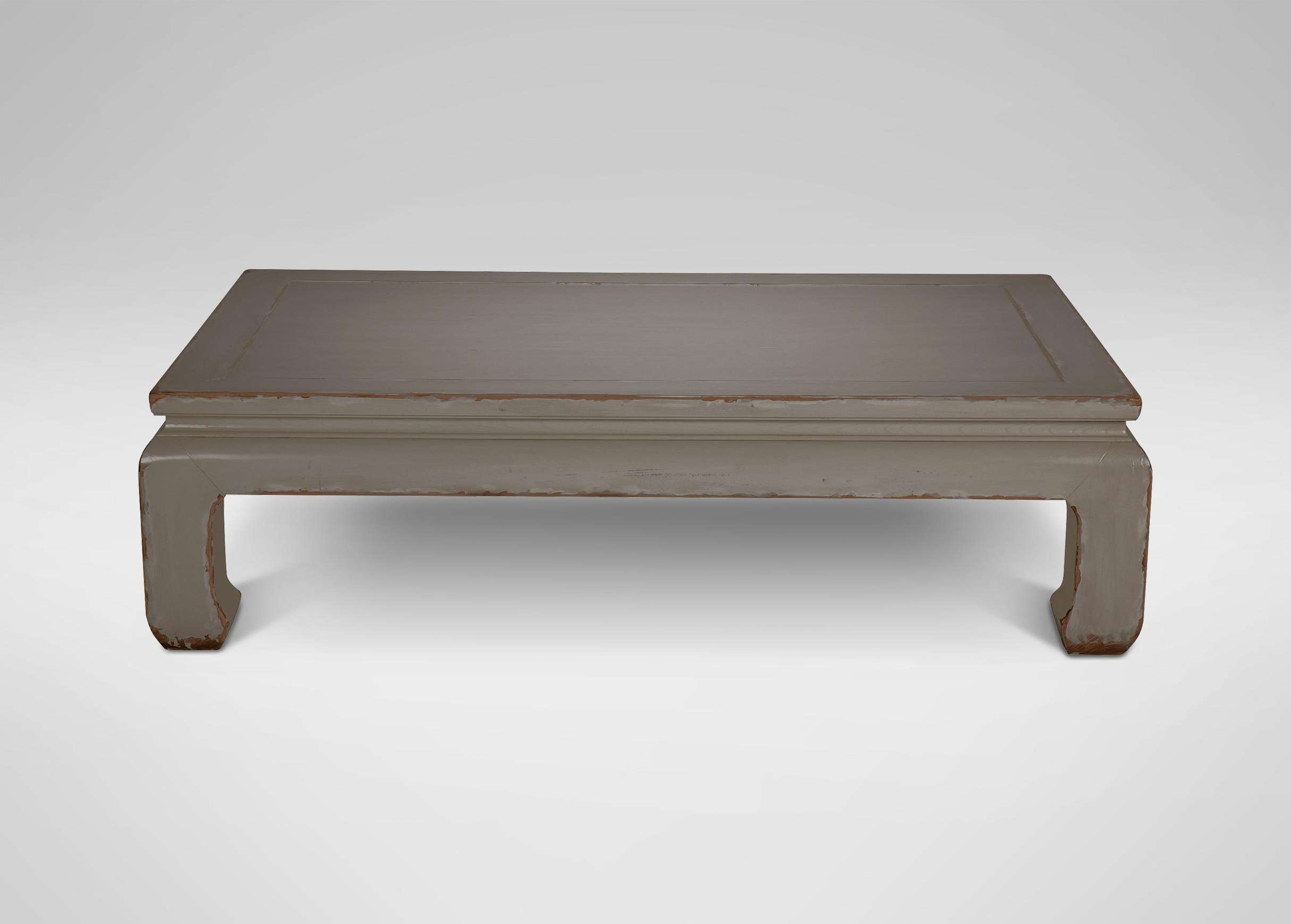 Dynasty Rectangular Coffee Table (View 7 of 20)
