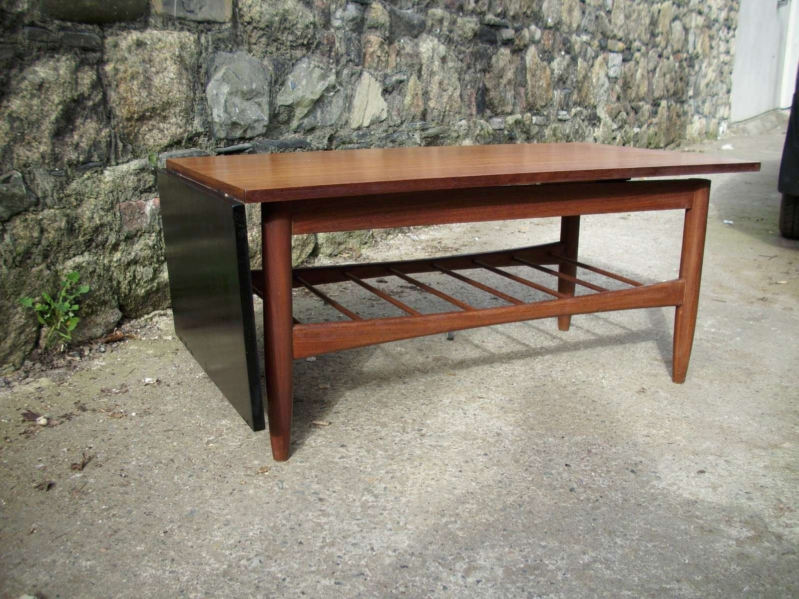 Early 60S G Plan Coffee Table Pertaining To Favorite Sixties Coffee Tables (Gallery 4 of 20)