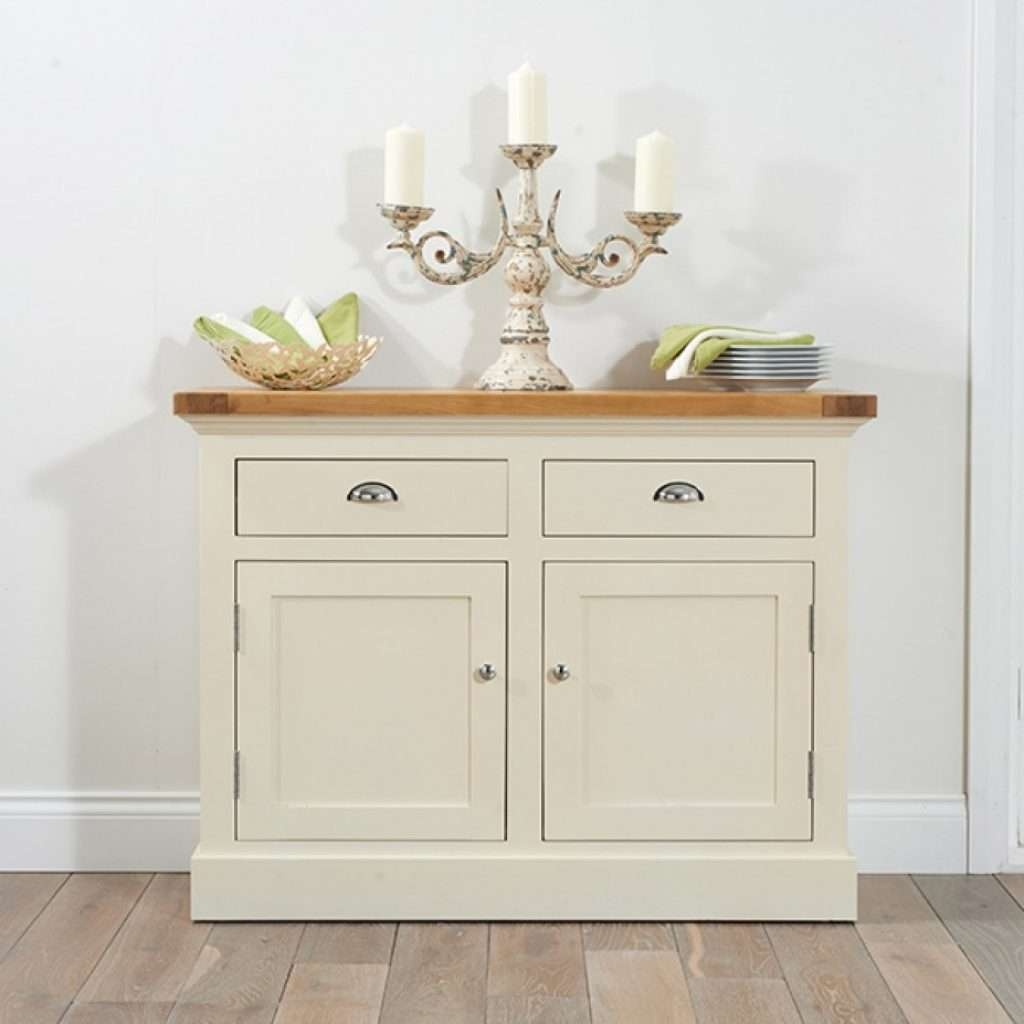Elegant Cream And Oak Sideboard – Buildsimplehome Within Cream And Oak Sideboards (View 7 of 20)