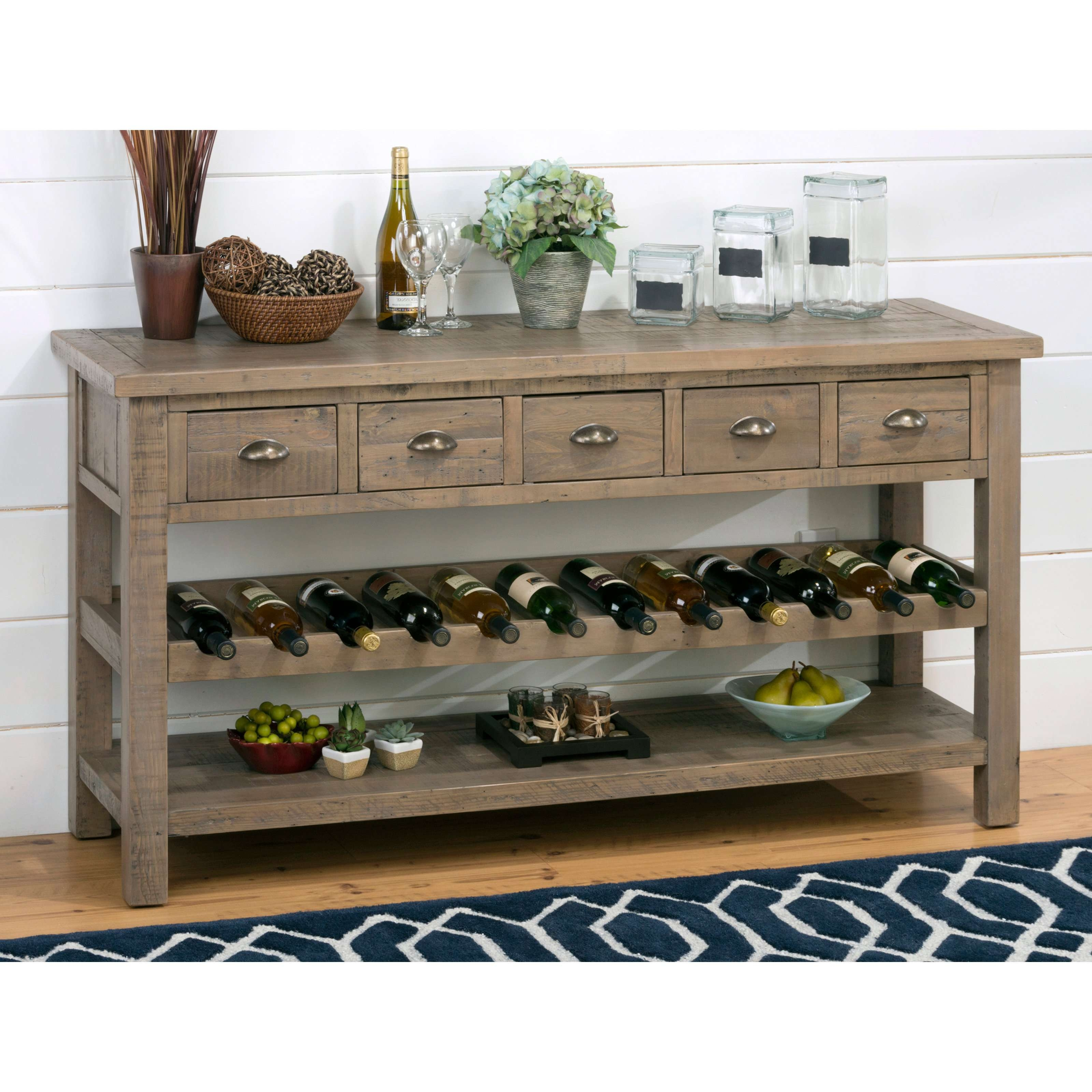 Featured Photo of Sideboards With Wine Rack