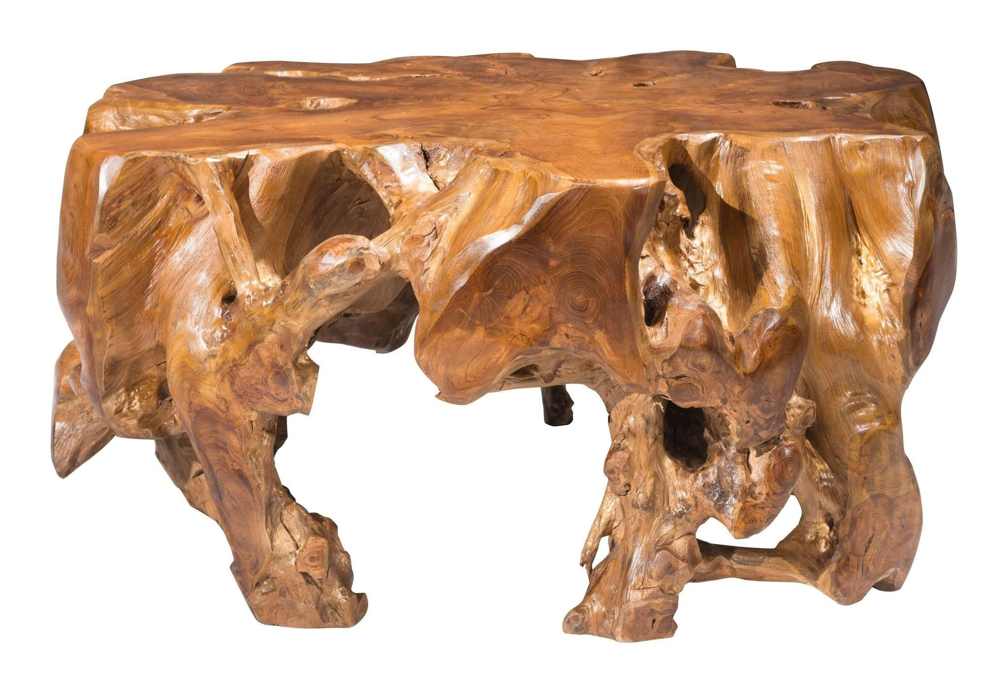 Elephant Coffee Table Glass Top – Coffeetable (Gallery 18 of 20)