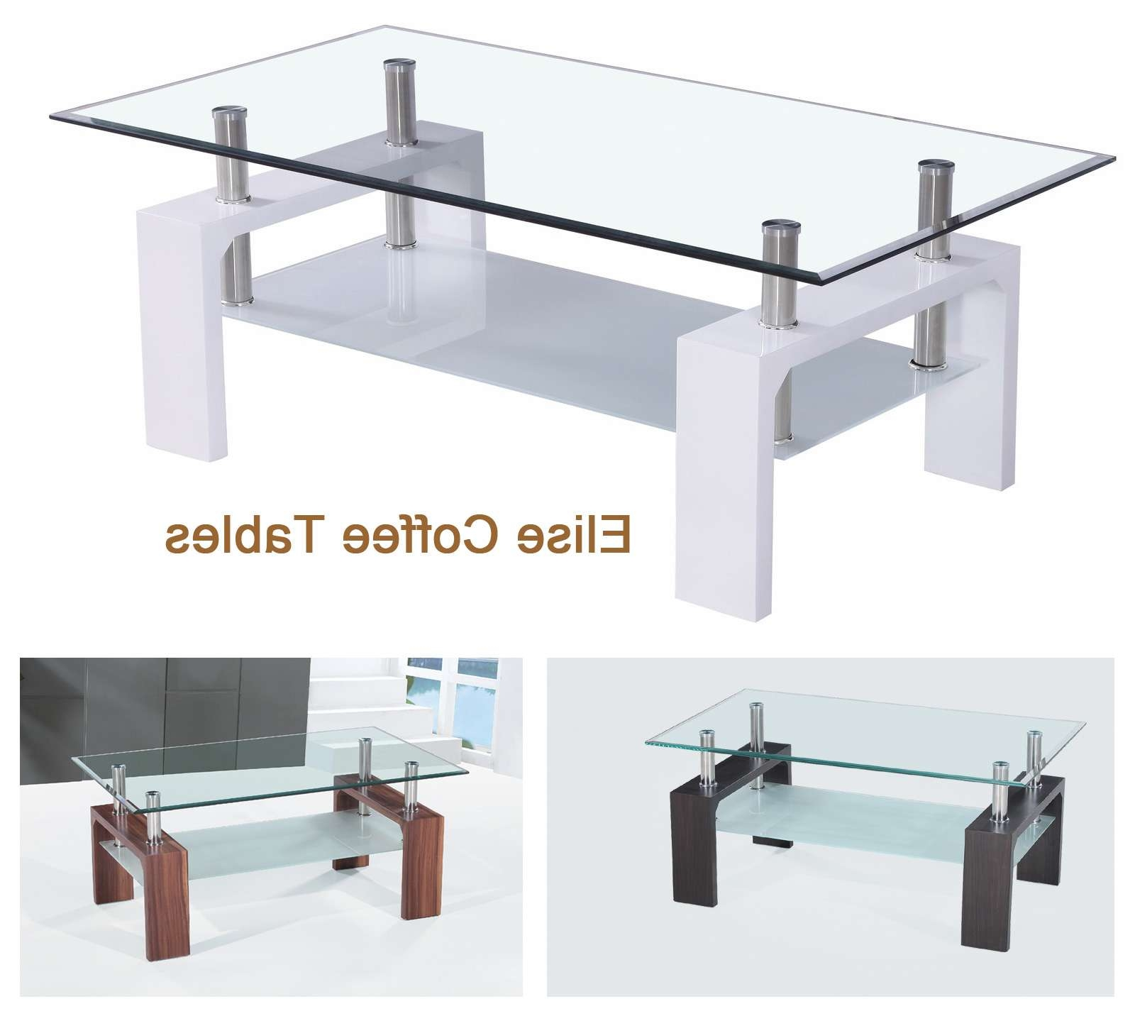 Featured Photo of Elise Coffee Tables