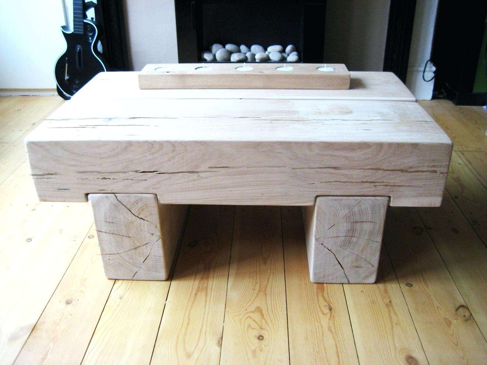 Enchanting Chunky Table Legs Ideas Coffee Table Awesome Industrial Intended For Newest Chunky Coffee Tables (View 6 of 20)