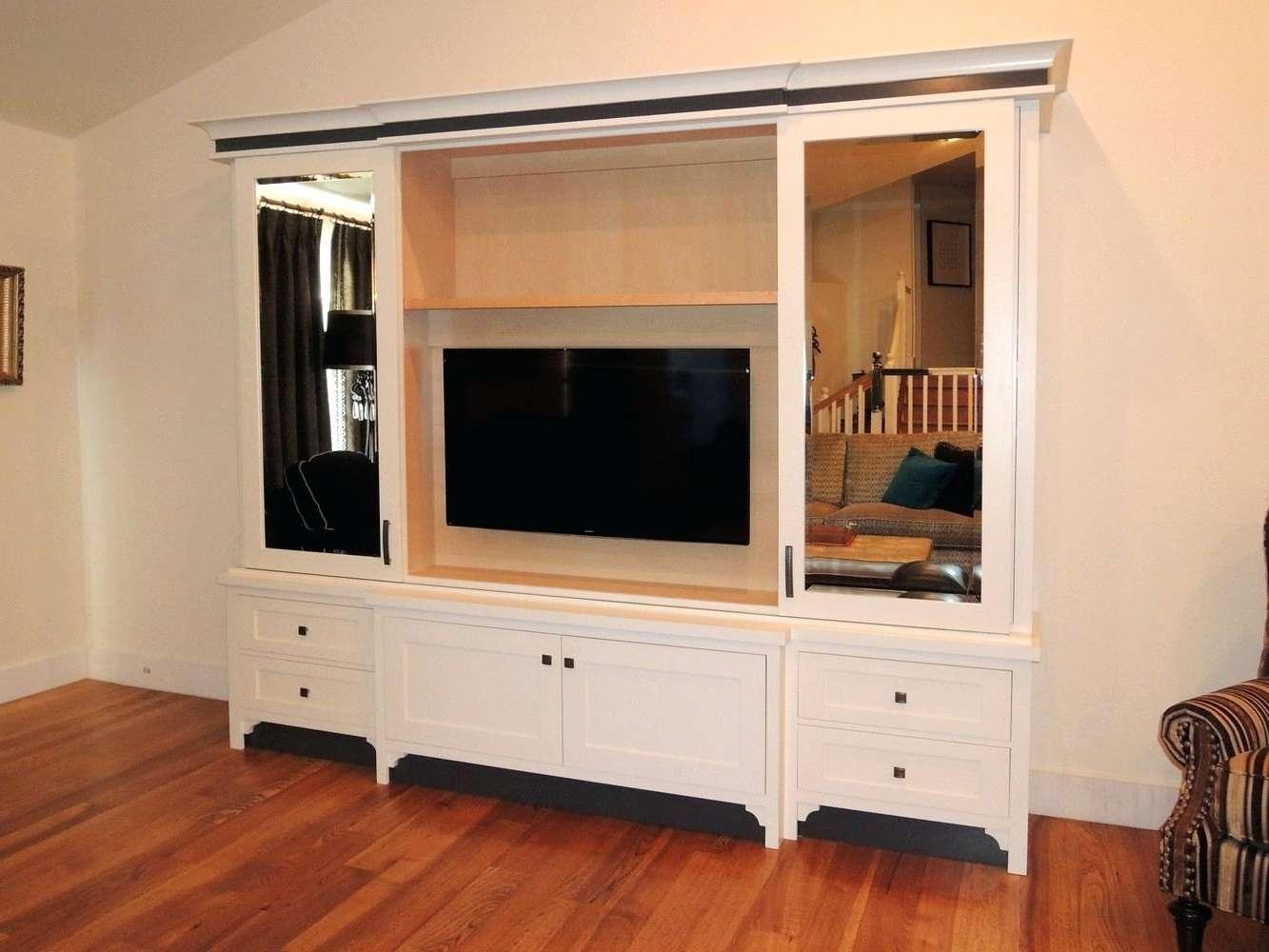 Enclosed Corner Tv Cabinet With Doors Terrific Enclosed Tv Intended For Enclosed Tv Cabinets With Doors (Gallery 18 of 20)