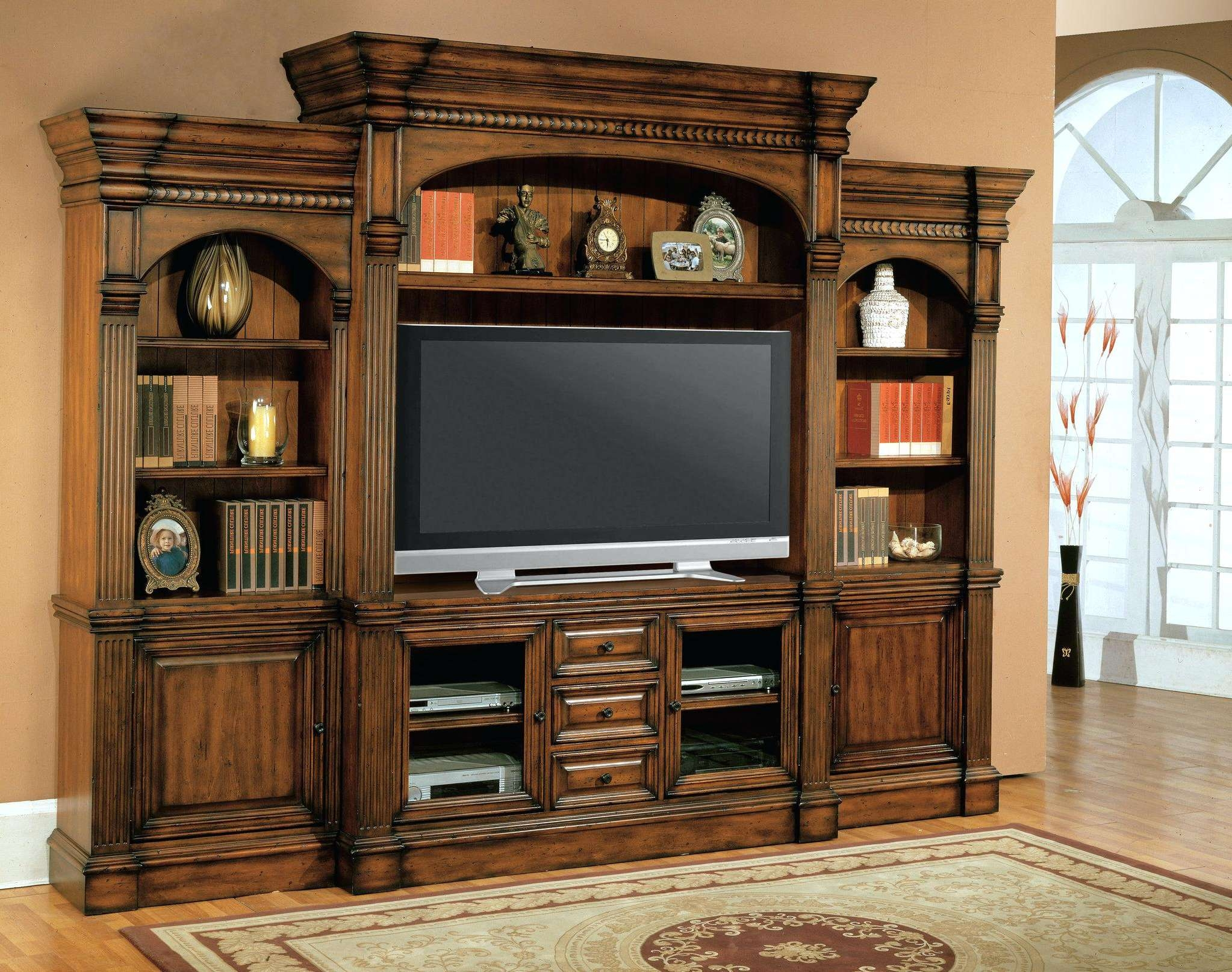 Enclosed Tv Cabinets With Doors Image Collections – Doors Design Ideas In Enclosed Tv Cabinets With Doors (View 6 of 20)