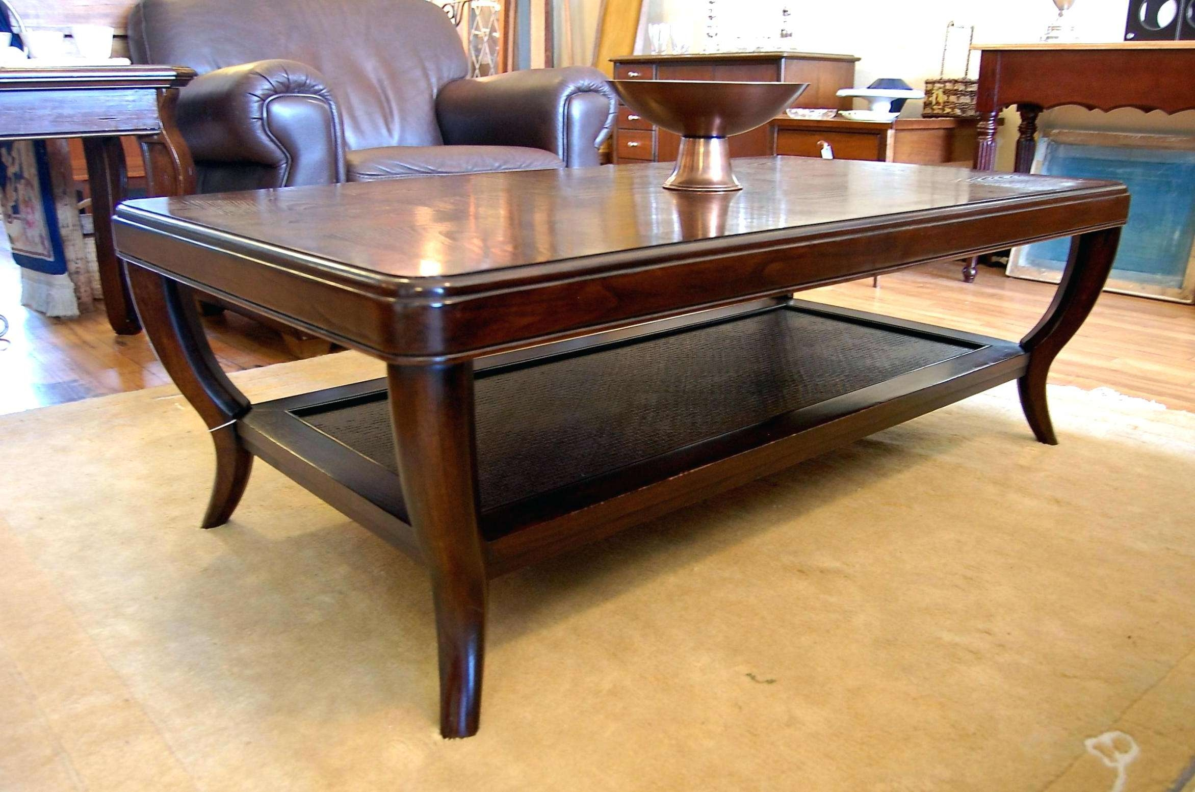 Engaging Large Wood Coffee Table Best Collection Of Square Dark Intended For Current Huge Coffee Tables (Gallery 3 of 20)