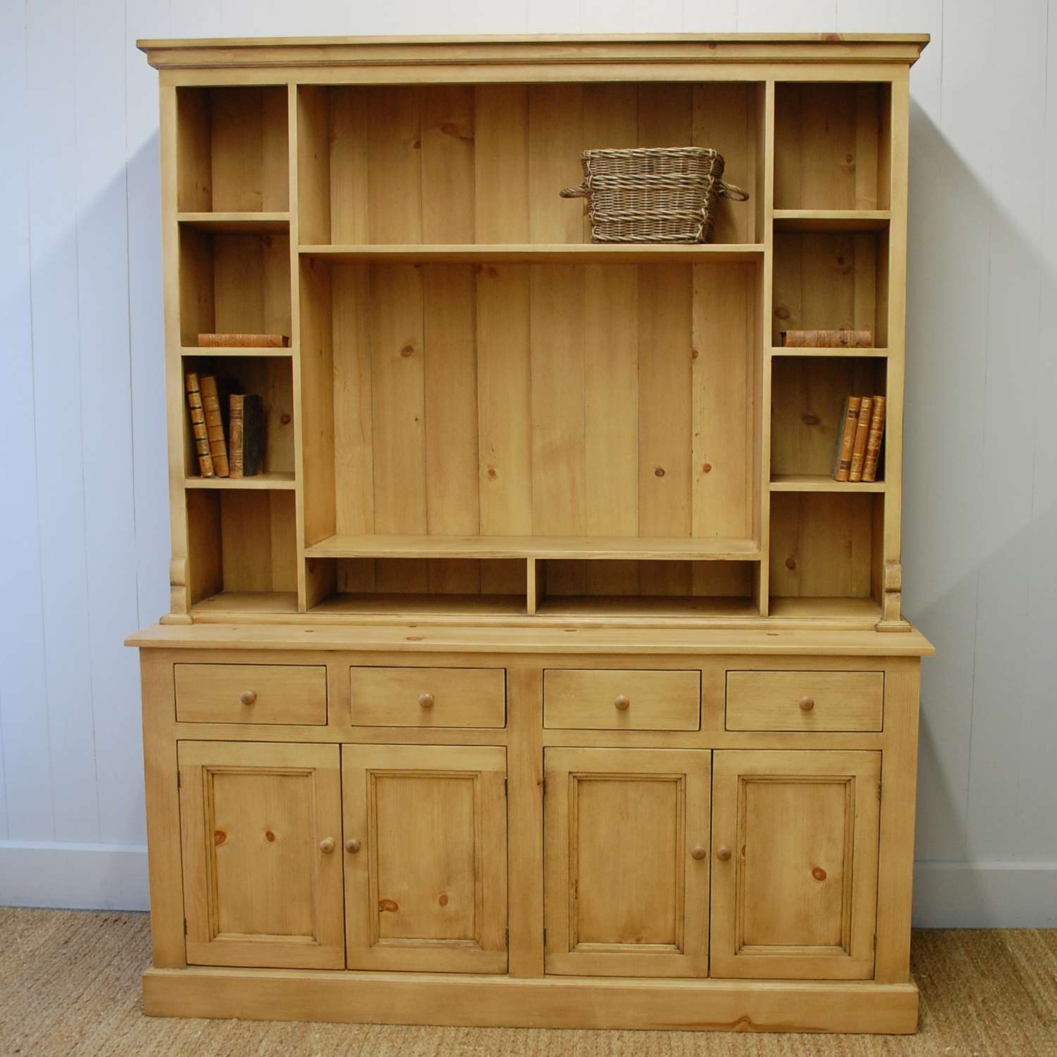 English Farmhouse Furniture Sideboards & Hutches – Layla Grayce With Regard To Sideboards And Hutches (View 4 of 20)