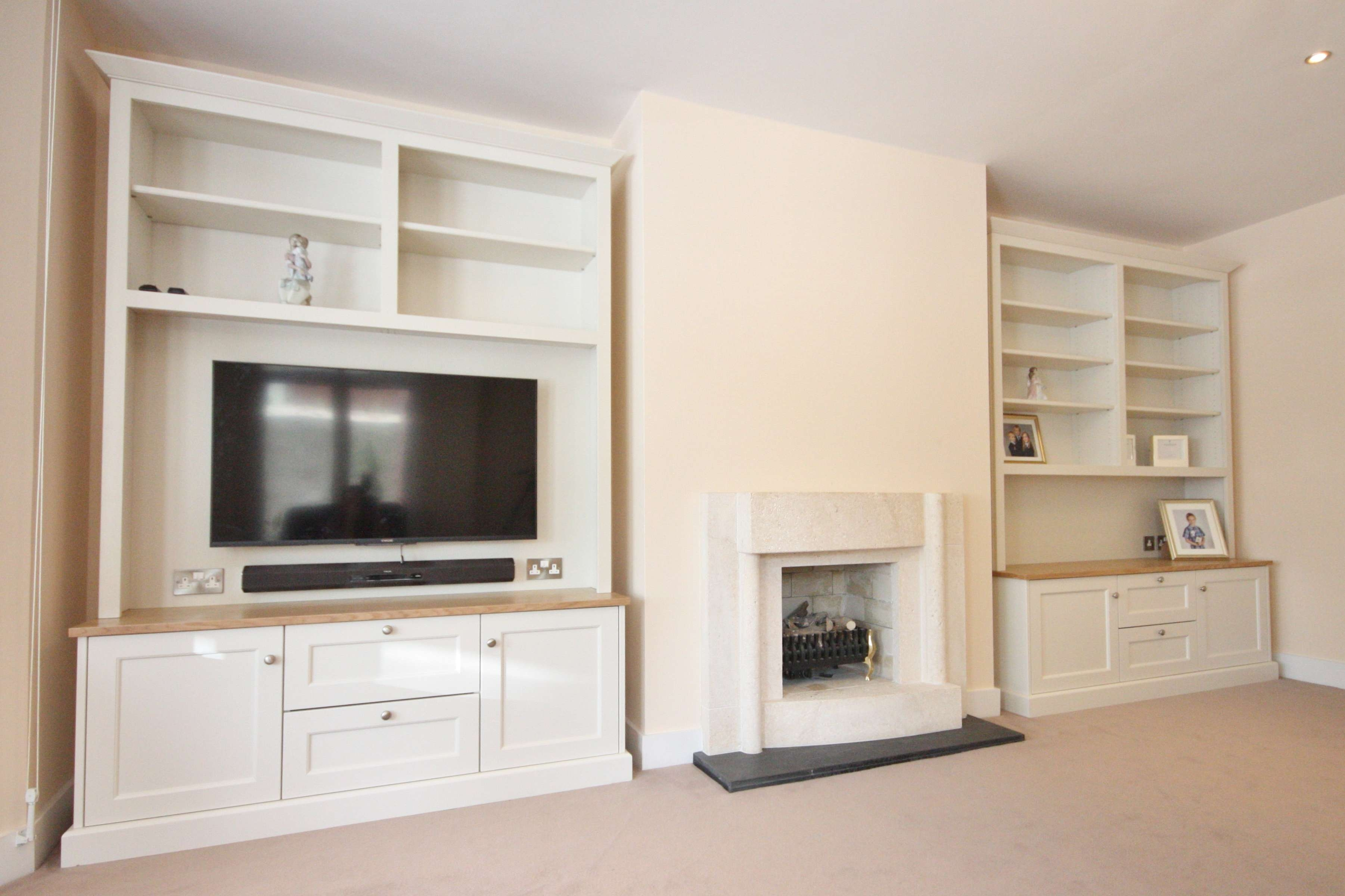 Enigma Design » Tv And Alcove Units Inside Bespoke Tv Cabinets (View 19 of 20)