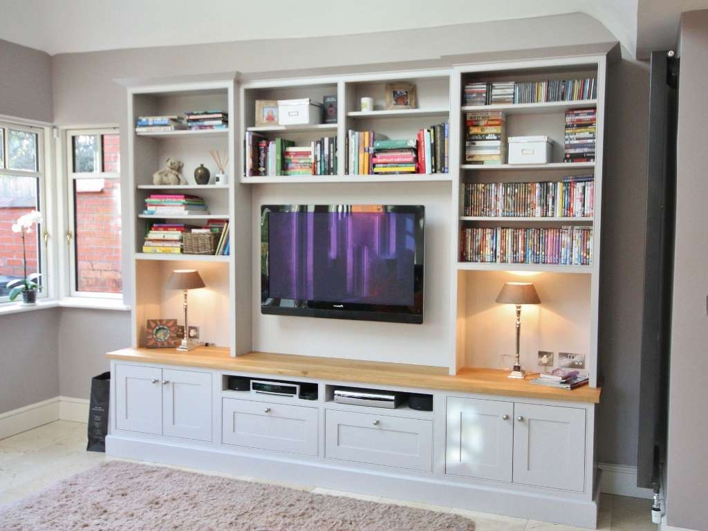 Enigma Design » Tv And Alcove Units Inside Bespoke Tv Cabinets (View 8 of 20)