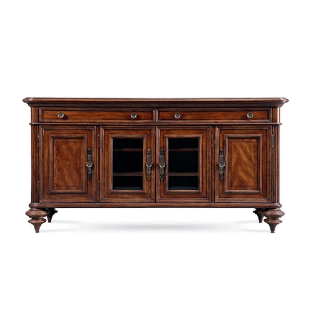 Ernest Hemingway Nairobi Media Console For Thomasville Sideboards (View 10 of 20)