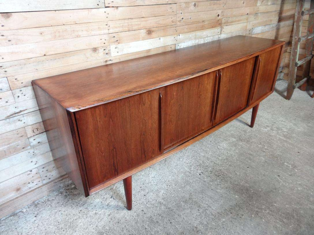 Eu Vintage Specialise In Retro Vintage 1960S Furniture, Teak Retro Throughout Danish Retro Sideboards (Gallery 12 of 20)
