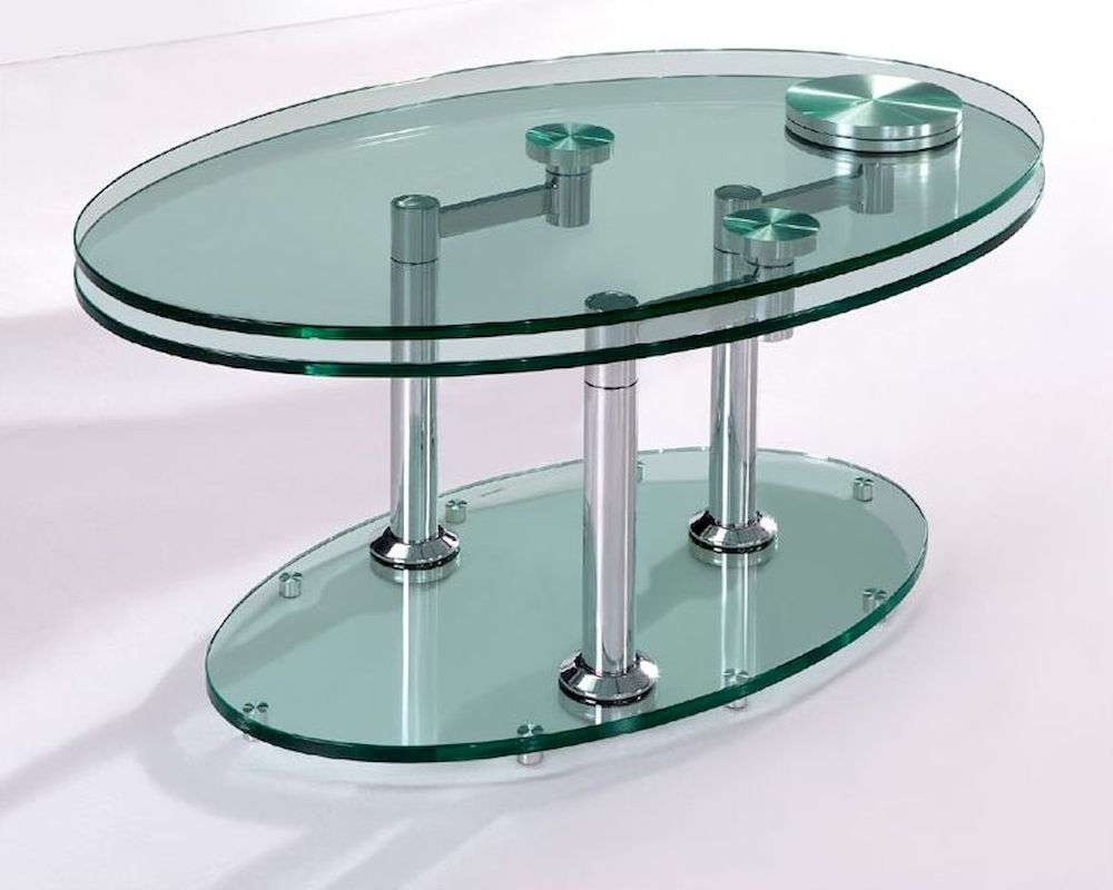 European Design Extendable Coffee Table 33Ct81 With Newest Extendable Coffee Tables (View 8 of 20)