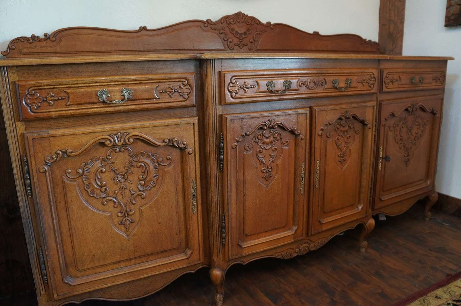 European Flair Furniture: Shop Store Throughout French Country Sideboards (View 6 of 20)