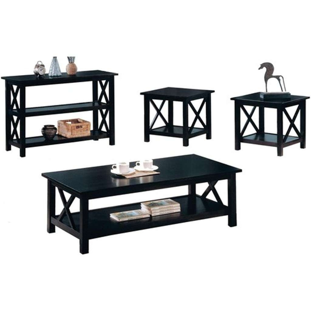 Eva Furniture In Well Liked Black Wood Coffee Tables (View 9 of 20)