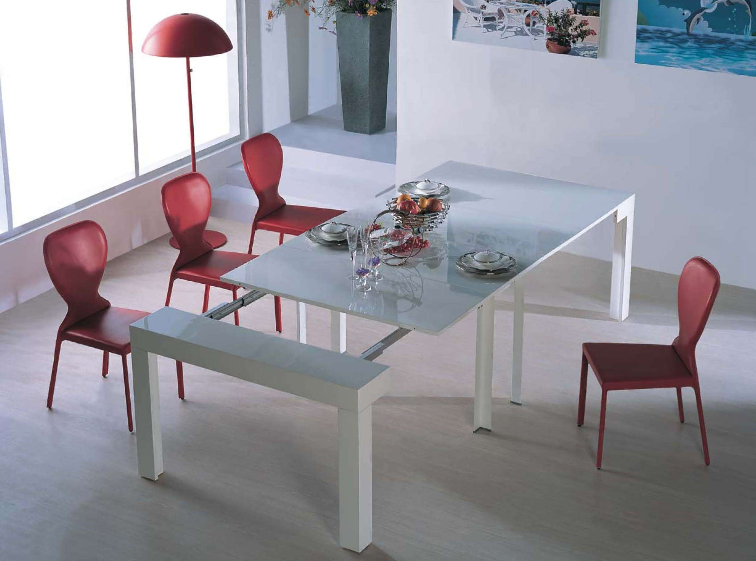 Expanding Tables For Cramped Dining Areas (View 19 of 20)