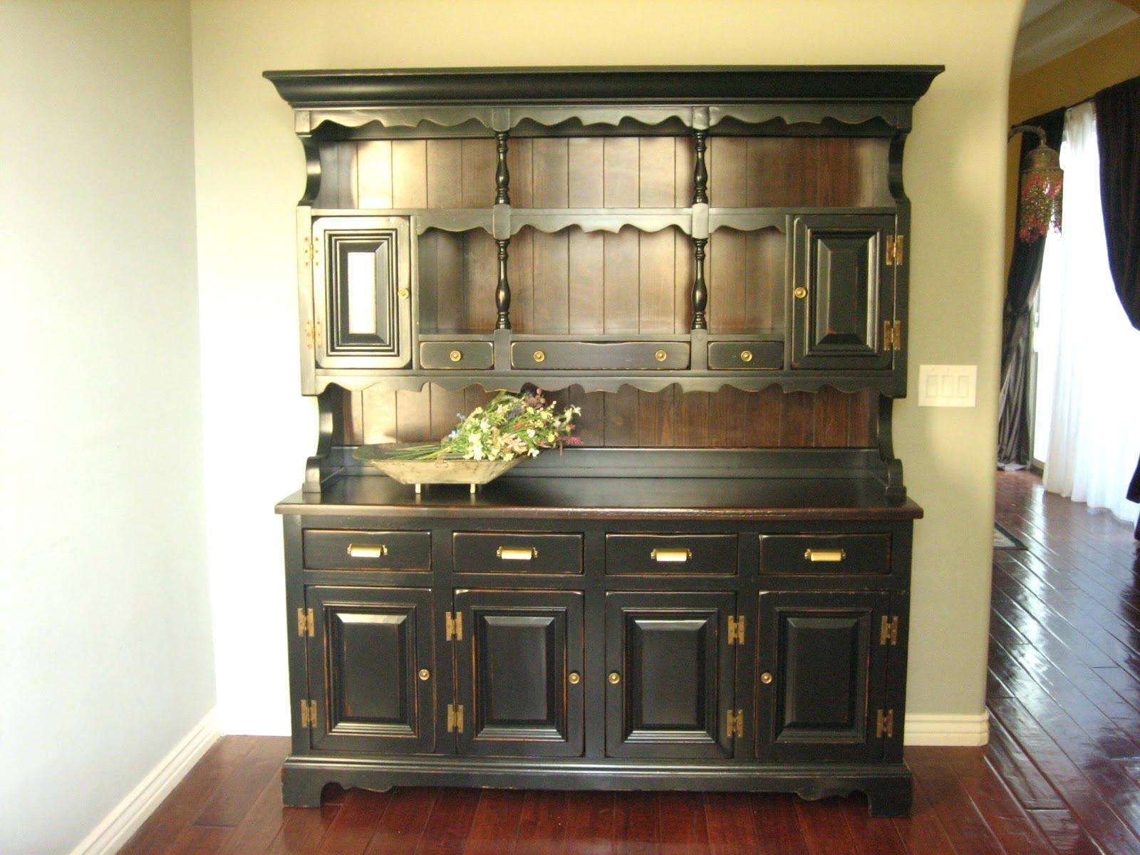 Explore Photos Of Sideboards With Hutch (Showing 19 Of 20 Photos) Within Sideboards And Hutches (View 5 of 20)