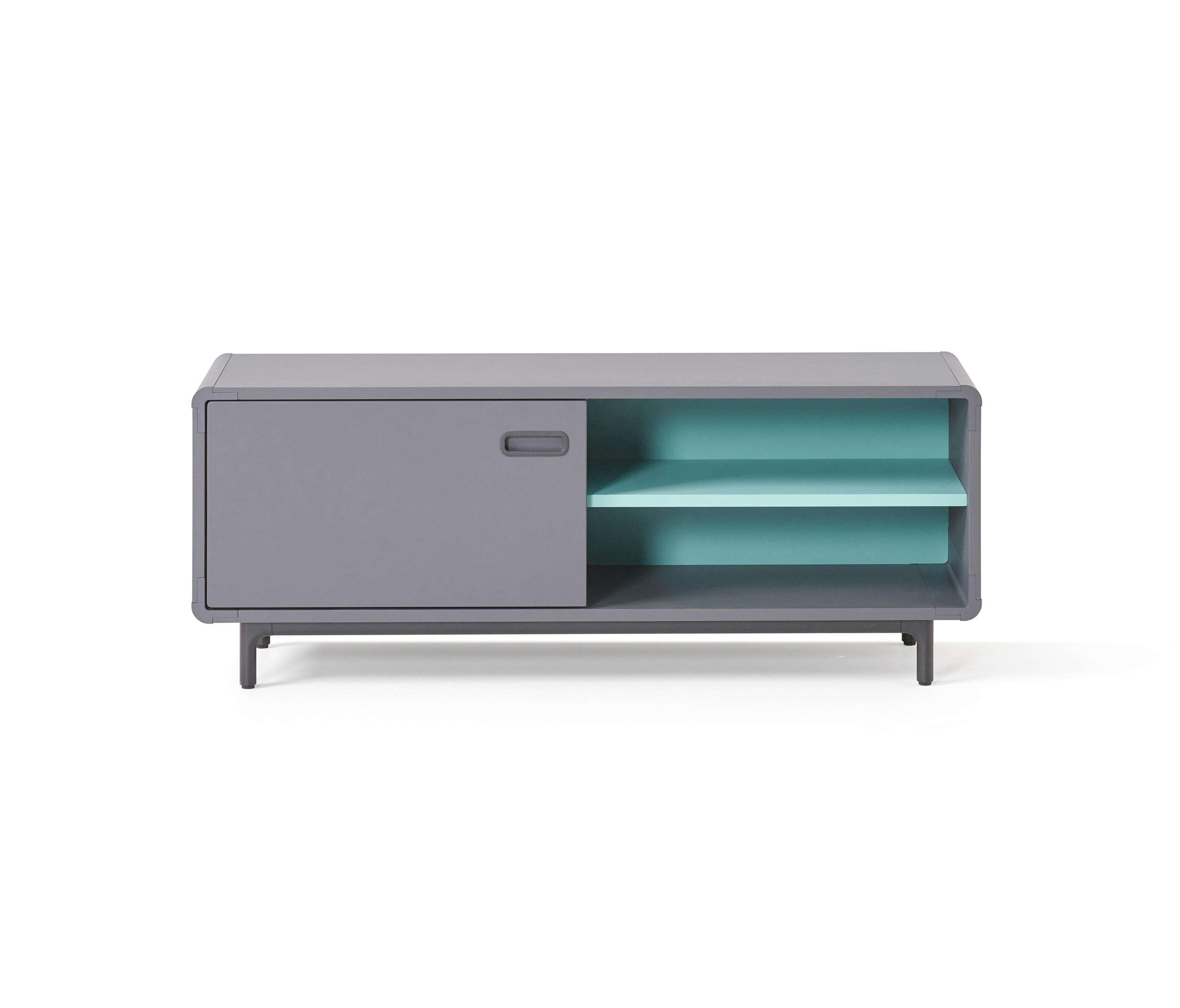 Extens | Dressoir Low – Sideboards From Artifort | Architonic Throughout Low Wooden Sideboards (Gallery 18 of 20)