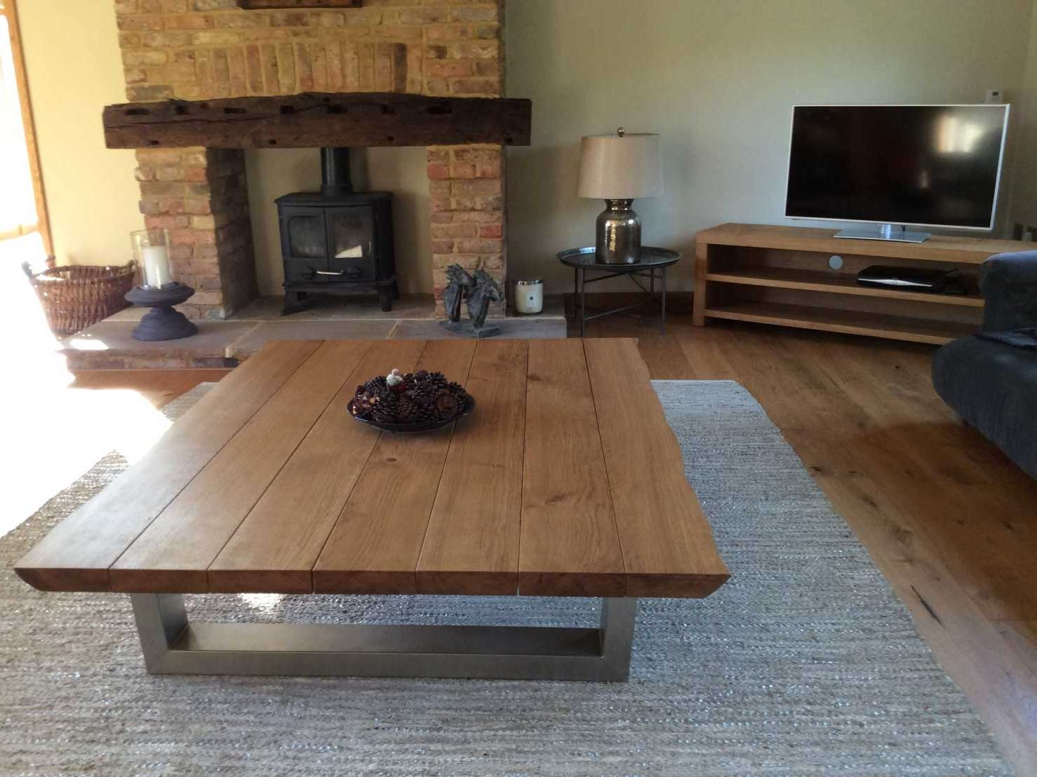 Extra Large Coffee Table (Gallery 11 of 20)