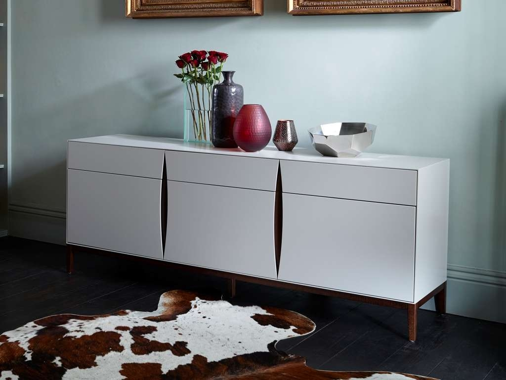 Extra Long Buffet Sideboard White — New Decoration : New Extra Pertaining To Extra Long Sideboards And Buffets (View 3 of 20)