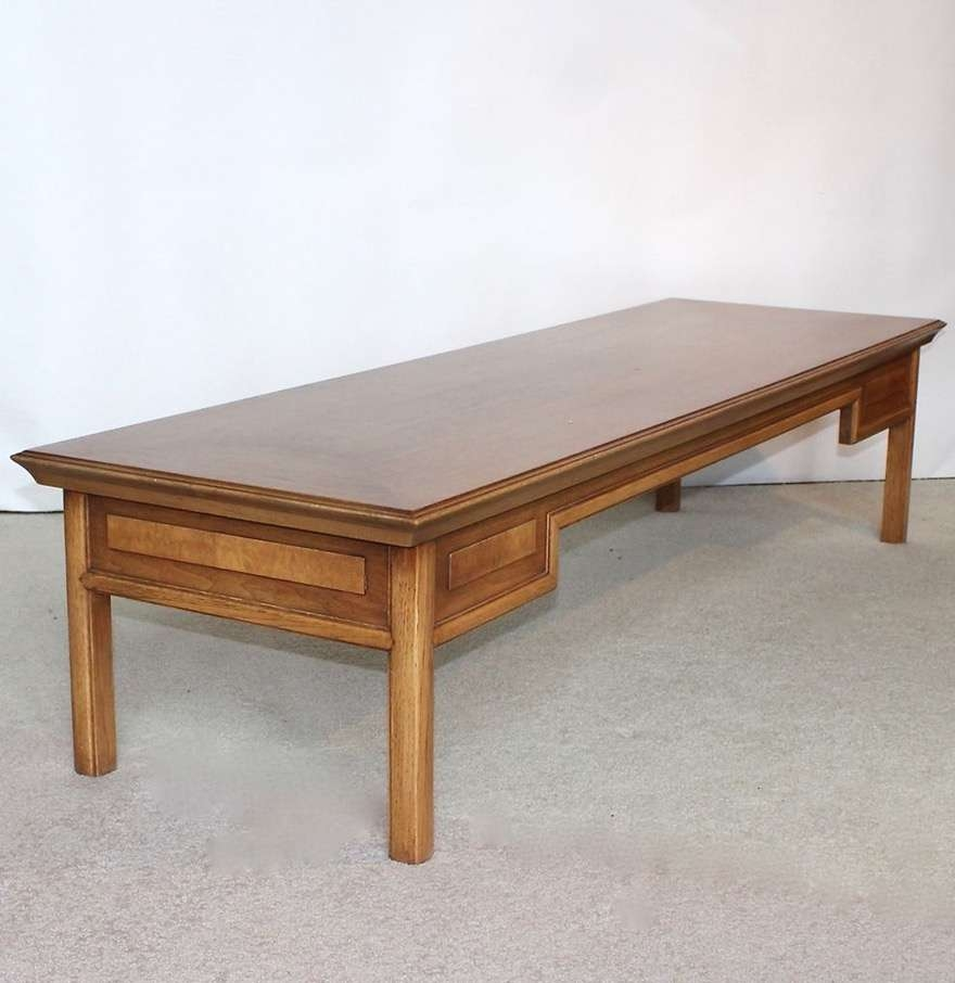 Extra Long Coffee Table Tabl / Thippo Intended For Famous Extra Long Coffee Tables (View 9 of 20)