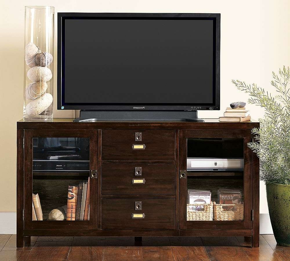 F40518A 1 New Type American Furniture Long Wood Tables Led Tv Throughout Led Tv Cabinets (View 2 of 20)