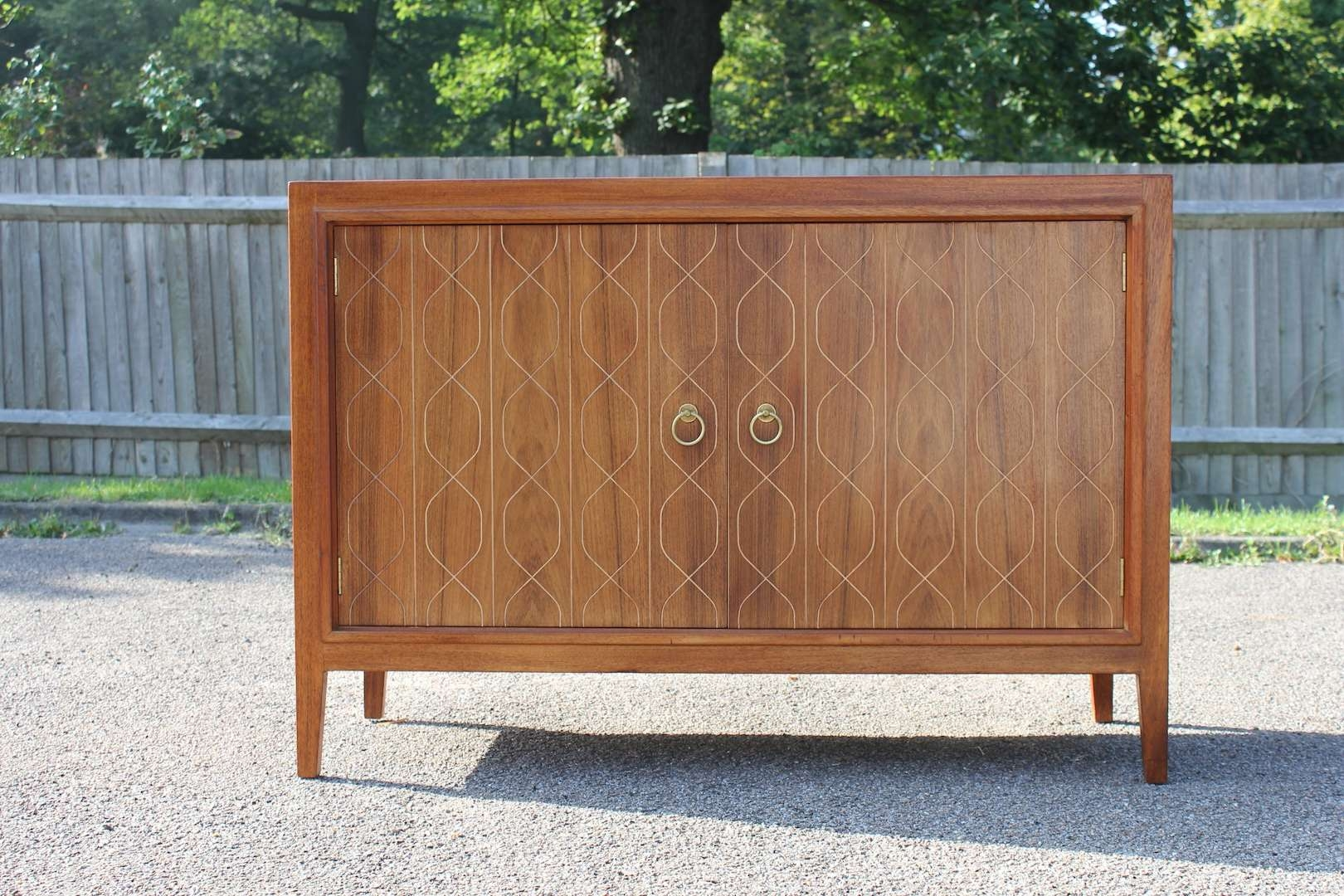 Fabulous Gordon Russell 'double Helix' Mahogany & Rosewood For Gordon Russell Helix Sideboards (View 14 of 20)