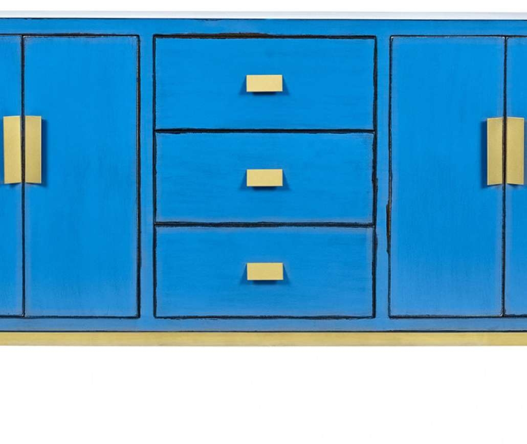 Famous 60 Red Sideboard Tags : Red Sideboard Buffet Sideboard Blue For Blue Sideboards (View 6 of 20)