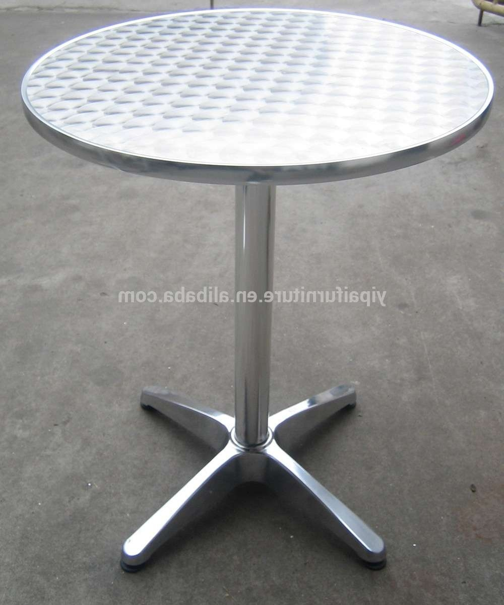 Famous Aluminium Coffee Tables In Stainless Steel Round Coffee Table 6 – Buy Coffee Table,stainless (View 8 of 20)