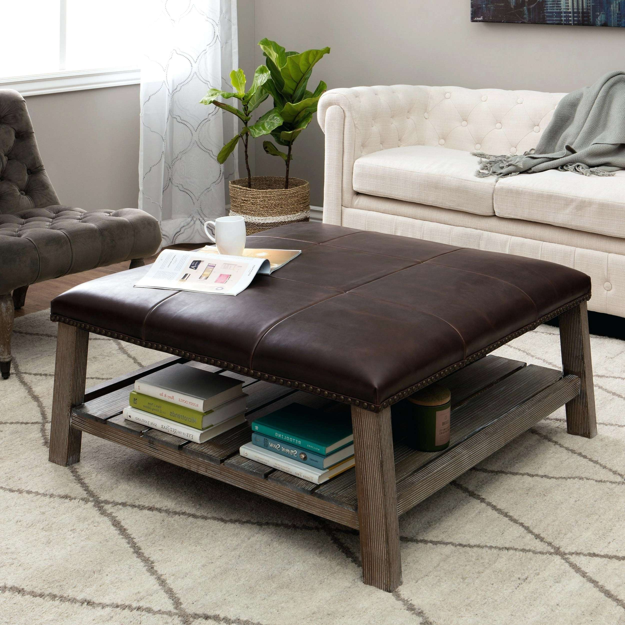 Famous Coffee Table Footrests Pertaining To Coffee Table : Coffee Table Footrest Picture Of With Lift Top (View 10 of 20)