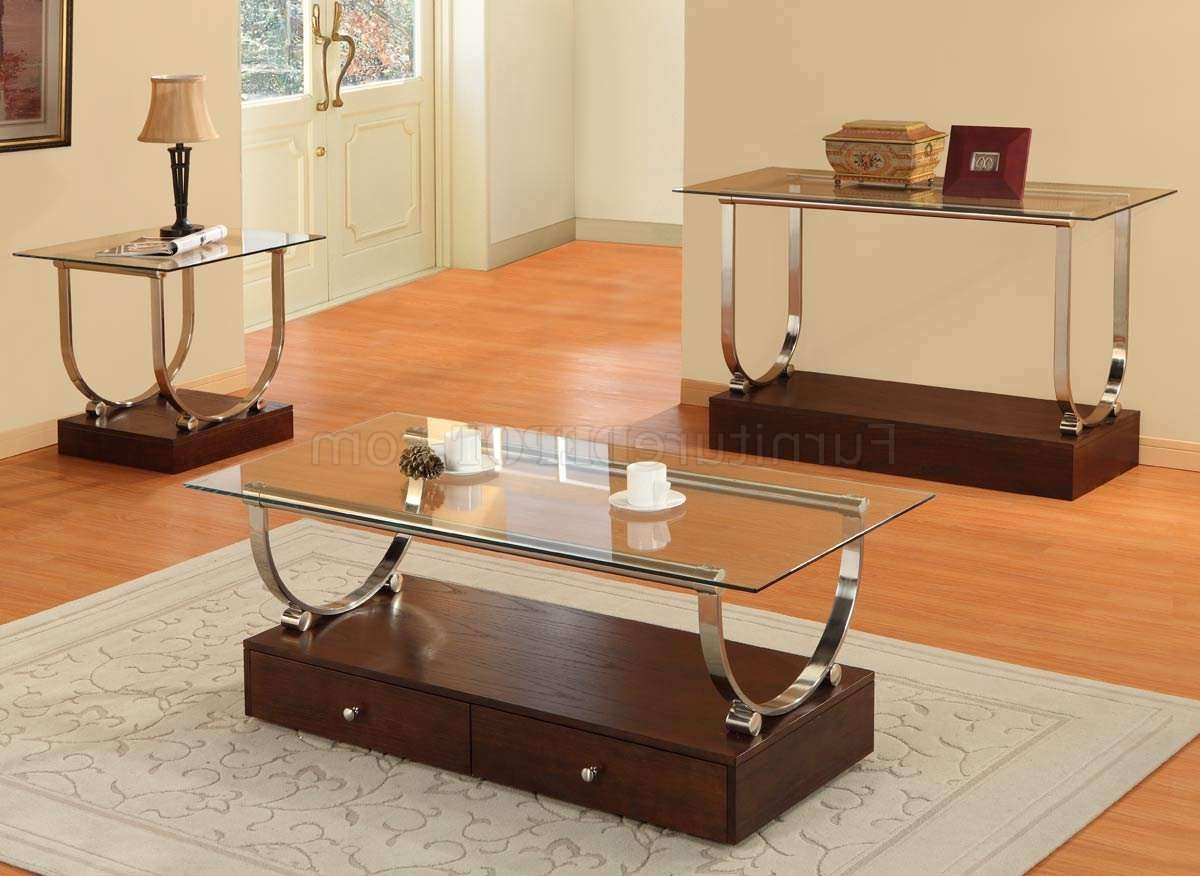 Famous Contemporary Coffee Table Sets Intended For Coffee Table : Modern Coffee Tables On Wheelsmodern Table Sets (View 8 of 20)