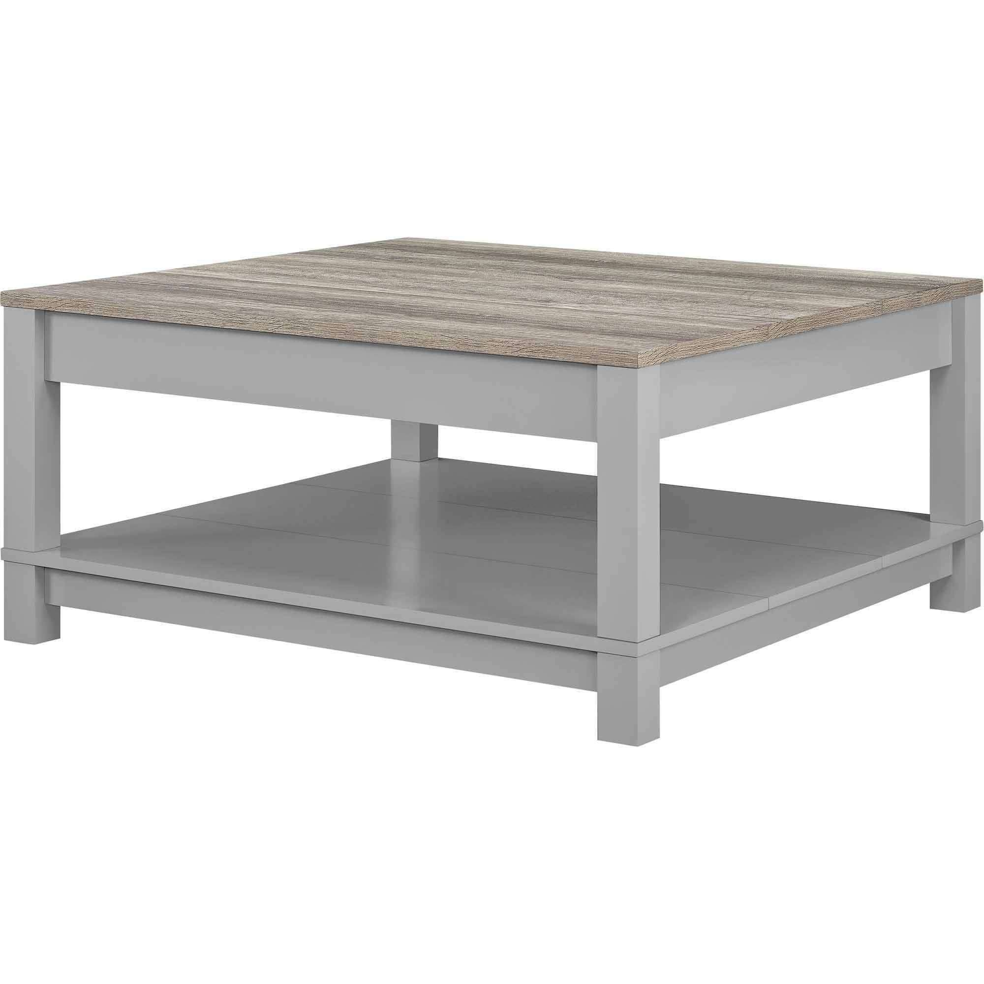 Famous Grey Wash Coffee Tables Inside Better Homes And Gardens Langley Bay Coffee Table, Multiple Colors (View 7 of 20)