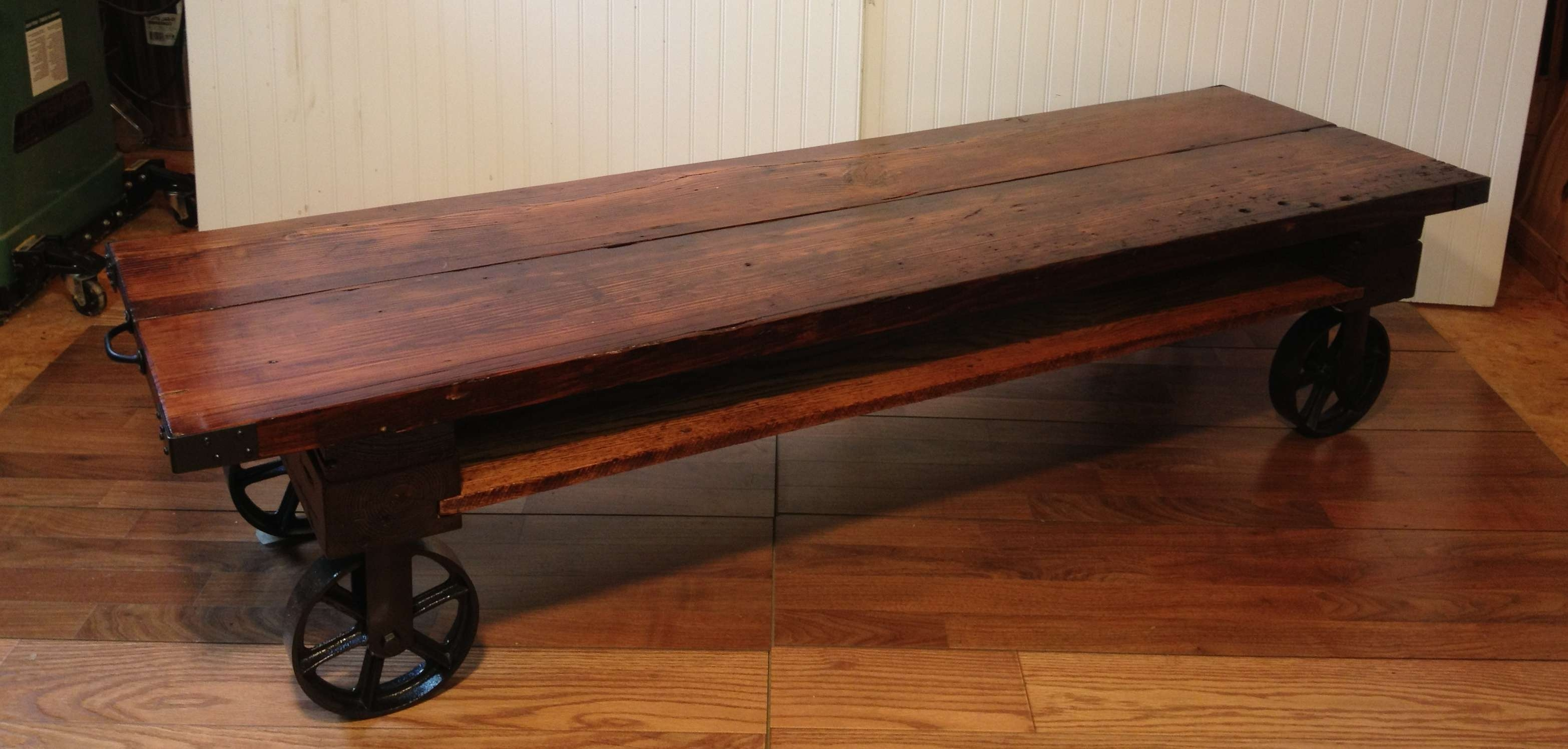 Famous Industrial Style Coffee Tables With Coffee Table: Exquisite Industrial Coffee Table Ideas Industrial (View 7 of 20)