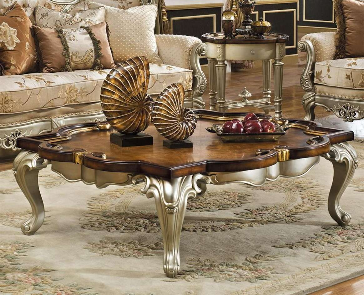 Famous Luxury Coffee Tables Inside Luxury Coffee Table For Living Room's Focal Point (View 5 of 20)
