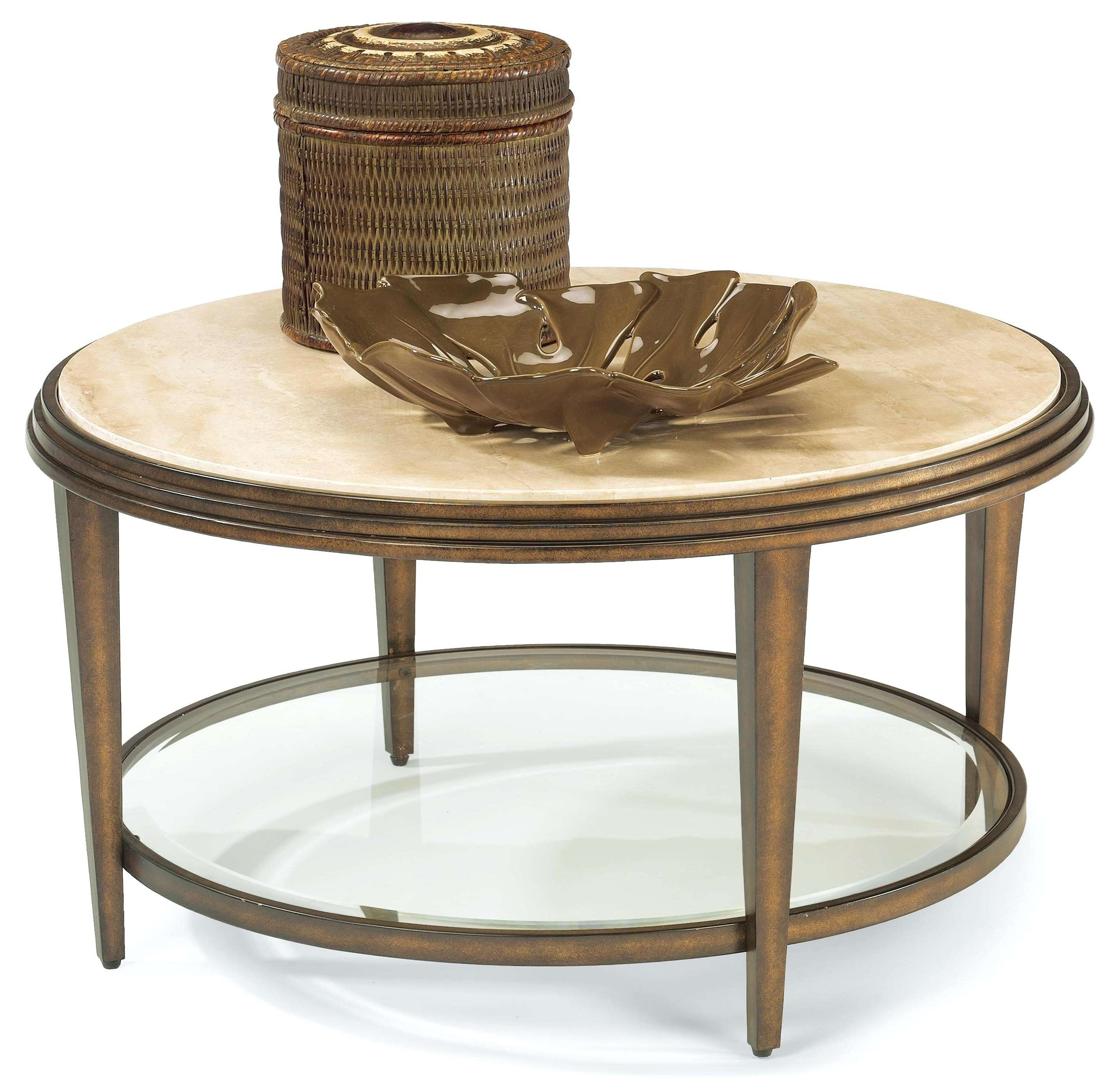 Famous Marble And Metal Coffee Tables In Marble And Metal Coffee Table – Huttriver (View 10 of 20)