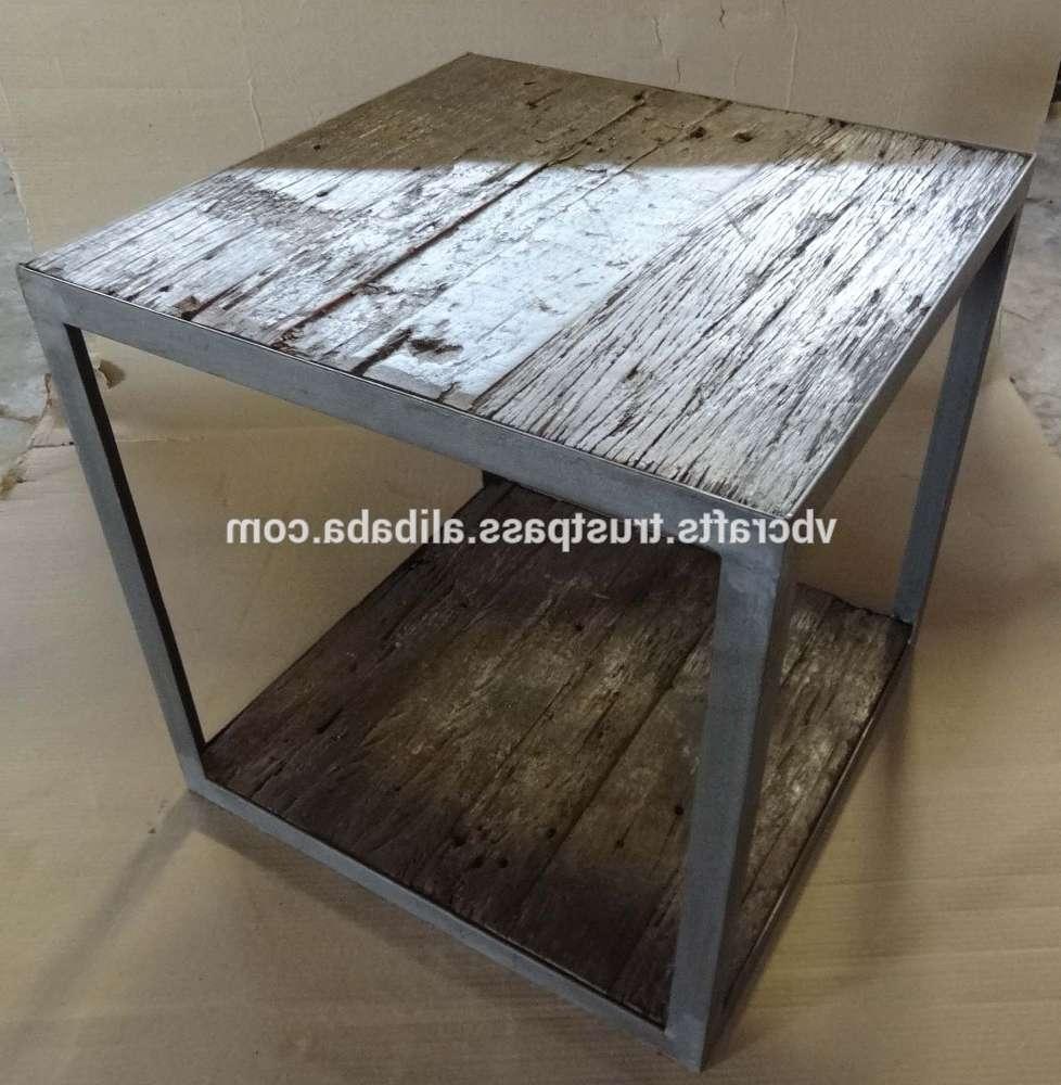 Famous Oak Sleeper Coffee Tables Regarding Railway Sleeper Wood Furniture, Railway Sleeper Wood Furniture (View 8 of 20)