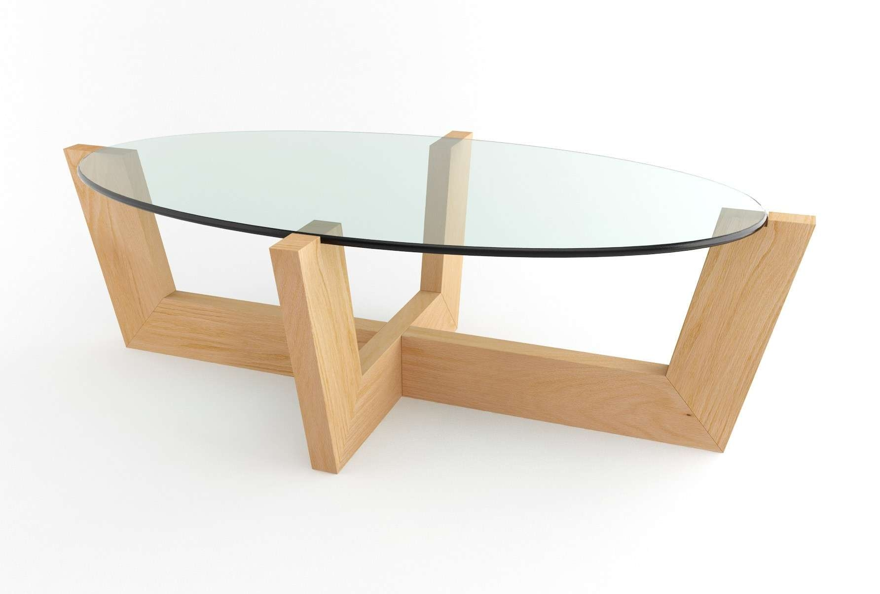 Famous Round Wood And Glass Coffee Tables For Glass Coffee Table Round – Glass Coffee Table (View 12 of 20)