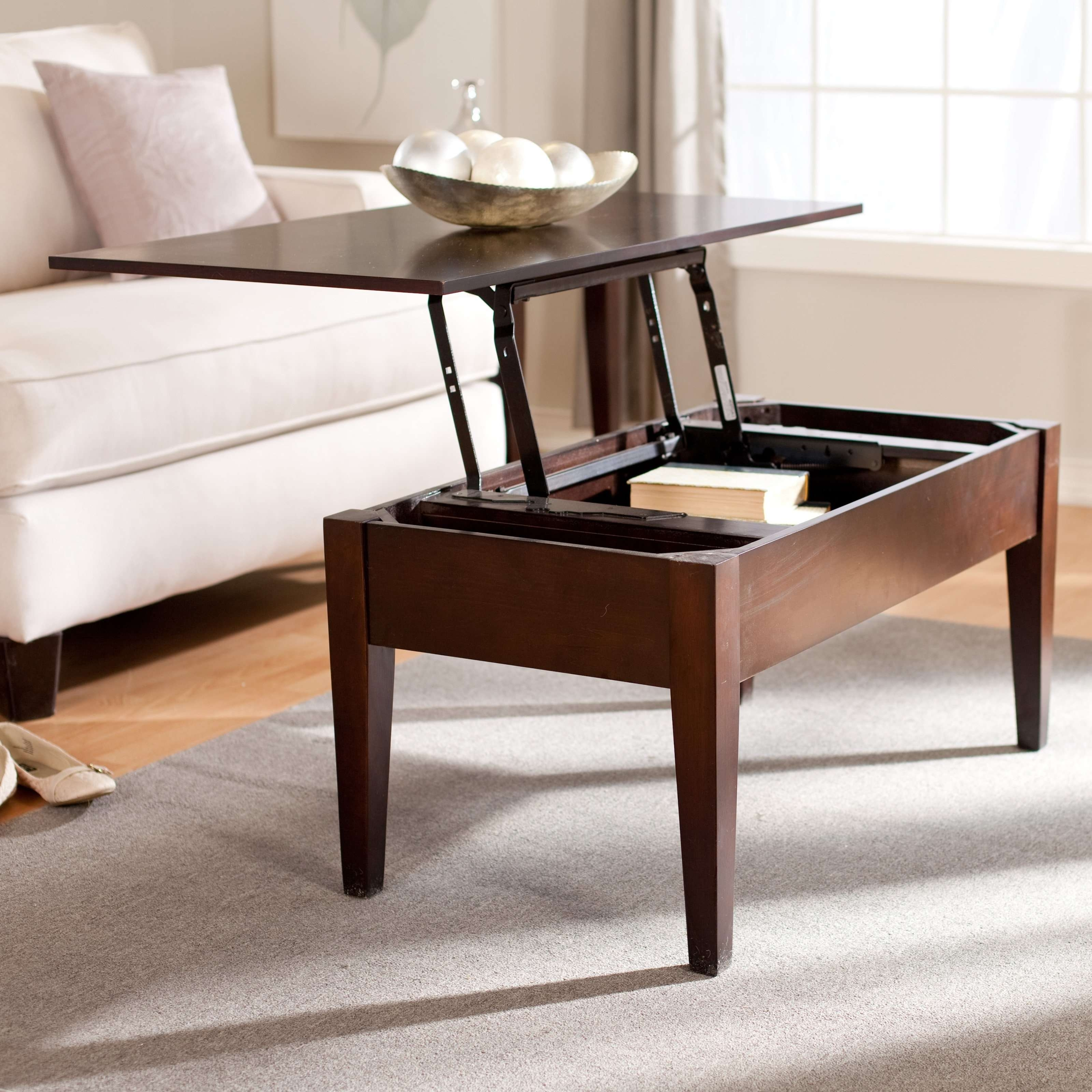 Famous Space Coffee Tables Pertaining To Best Coffee Tables For Small Spaces : Coffee Table For Small Space (View 12 of 20)