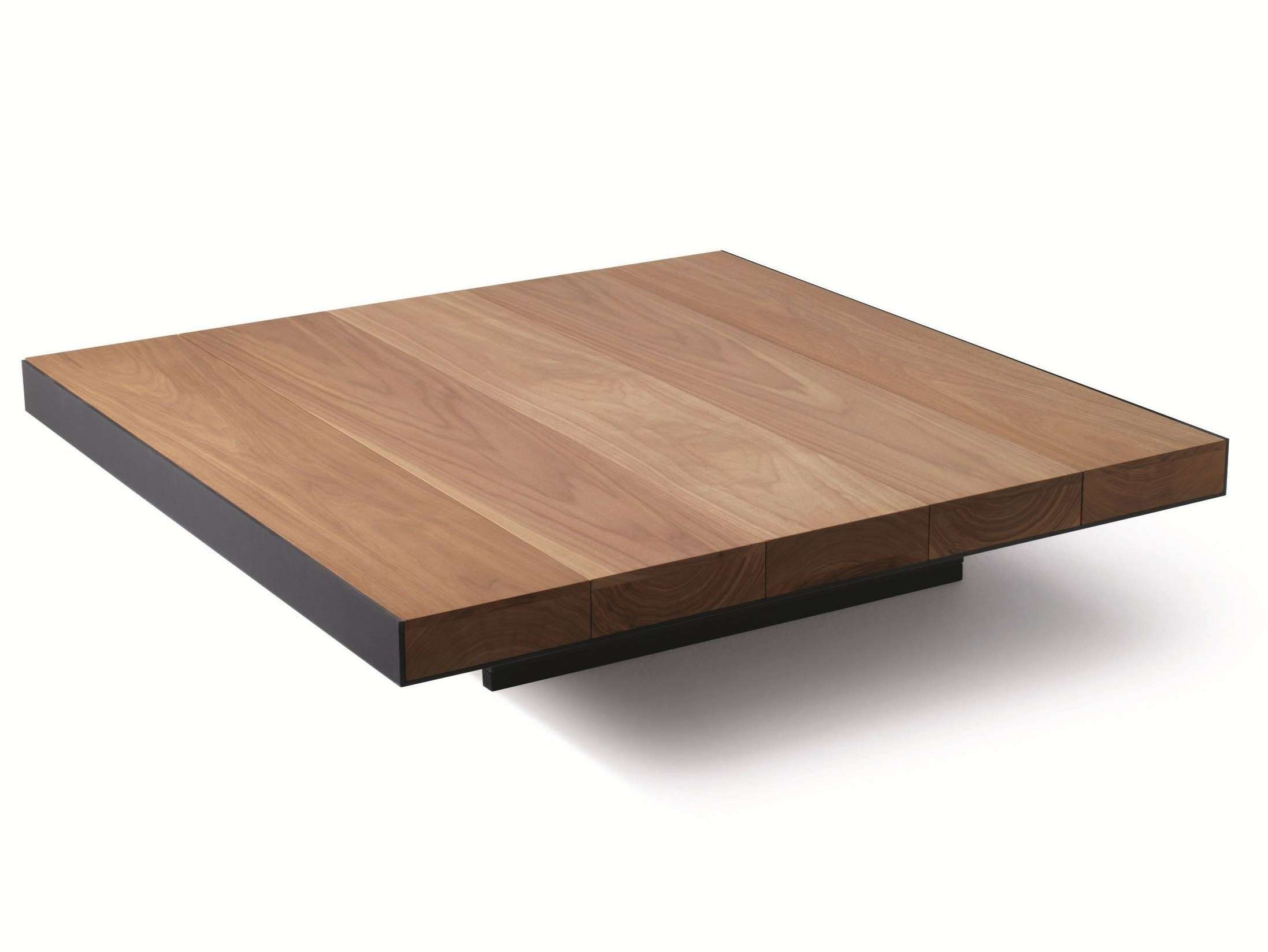 Famous Square Low Coffee Tables Within Calmly Image Solid Wood Coffee Table S How To Make A Solid Wood (View 9 of 20)