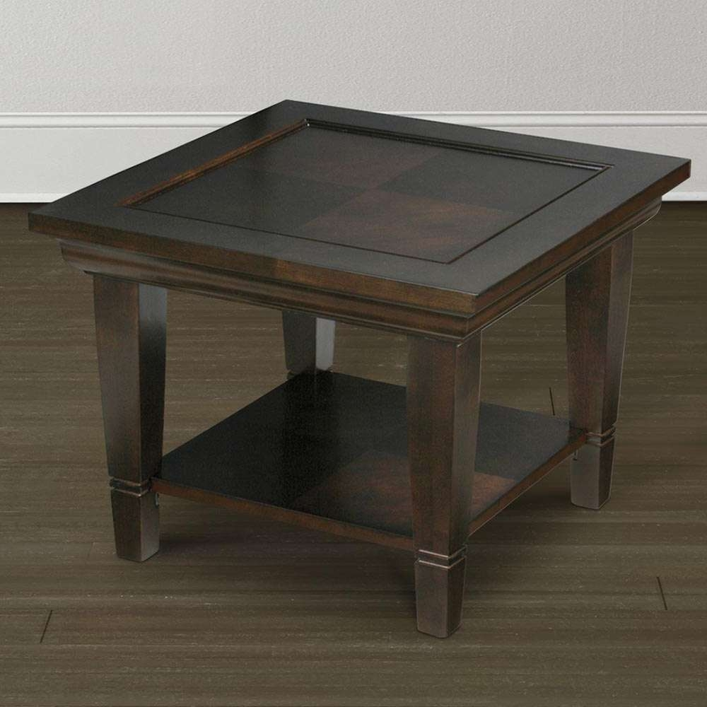 Famous Square Wooden Coffee Tables Regarding Coffee Tables (View 9 of 20)