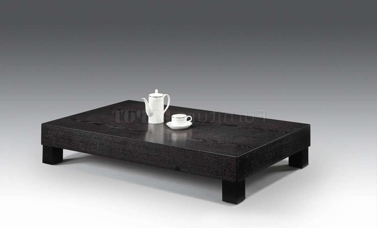 Famous Very Low Coffee Tables Pertaining To Coffee Table: Low Modern Coffee Table Coffee Table Target, Round (View 13 of 20)
