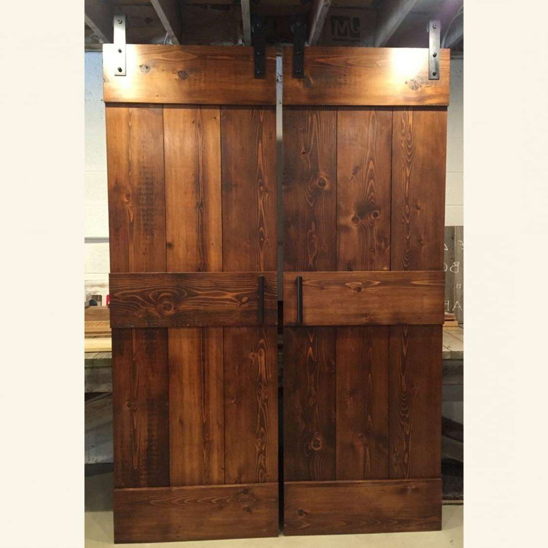 Farm Style Barn Door | Furniture From The Barn Inside White Pine Sideboards (View 8 of 20)