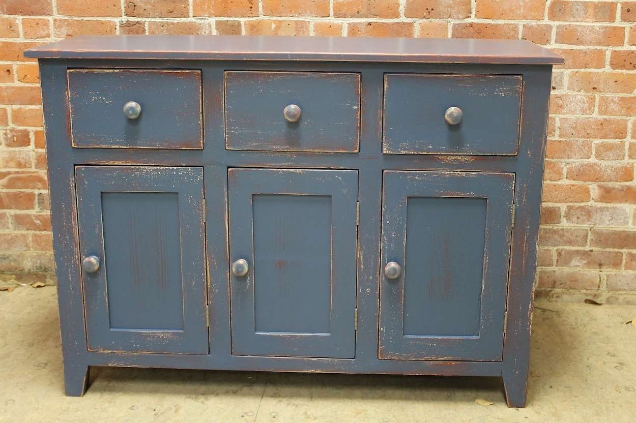 Farmhouse Sideboard Buffets For Painted Sideboards And Buffets (View 10 of 20)