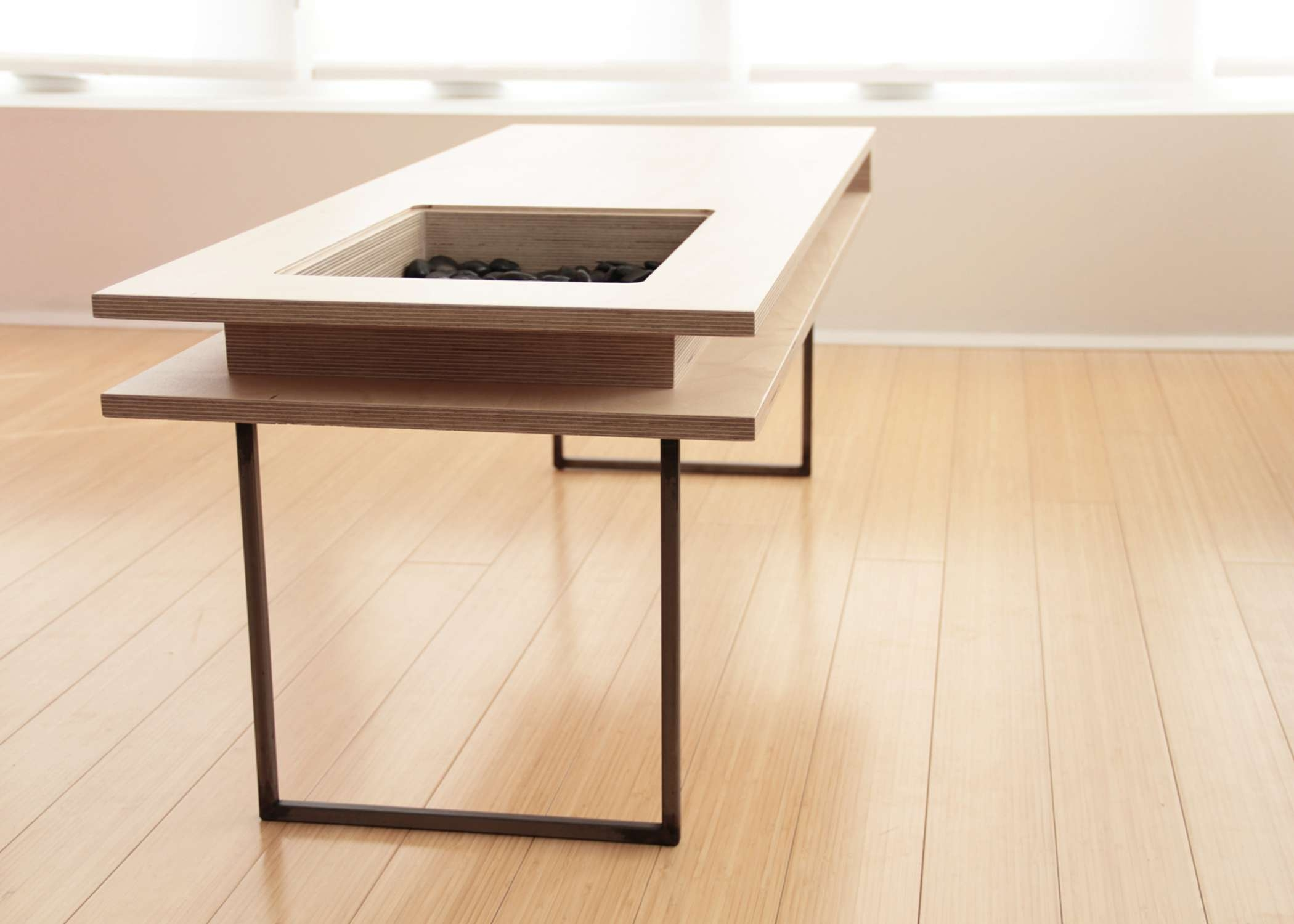 Fashionable Birch Coffee Tables Regarding Craft Design » Volume Coffee Table…. (View 17 of 20)