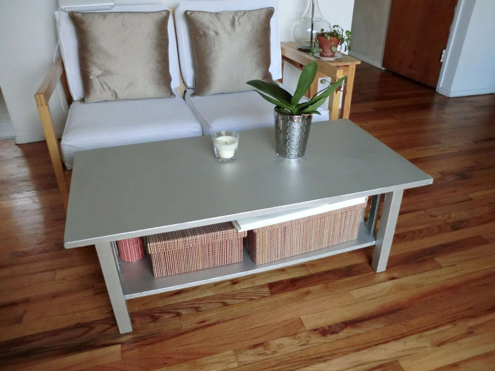 Fashionable Coffee Tables With Box Storage Pertaining To Coffee Tables : Dazzling Furniture Small Rectangle Wooden Coffee (View 4 of 20)