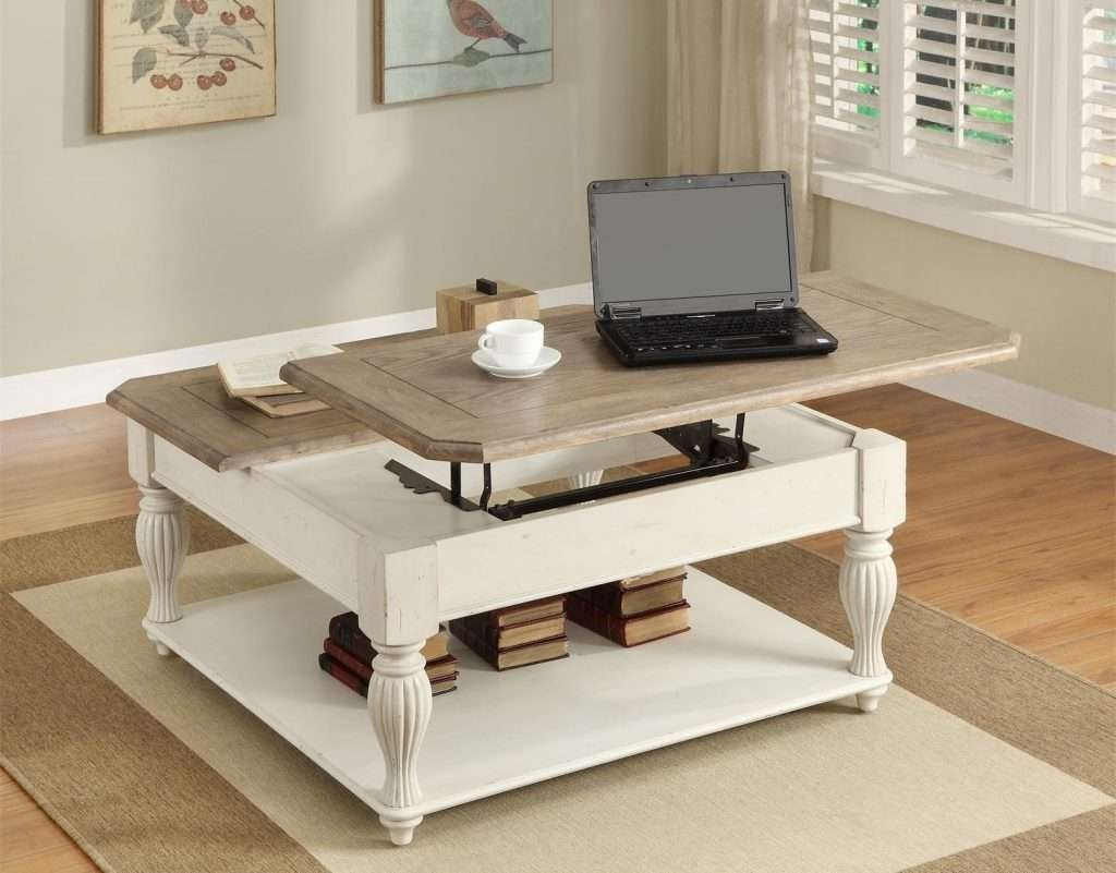 Fashionable Corner Coffee Tables Within Home ~ Furniture Round Wood Coffee Tables Nautical Table Rounded (View 17 of 20)