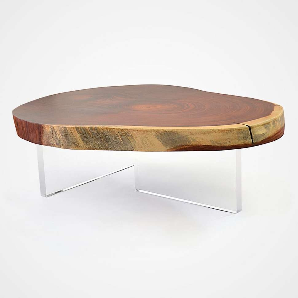 Fashionable Floating Glass Coffee Tables For Coffee Table : Coffee Table Floating Glass Base Top Acrylic (View 11 of 20)