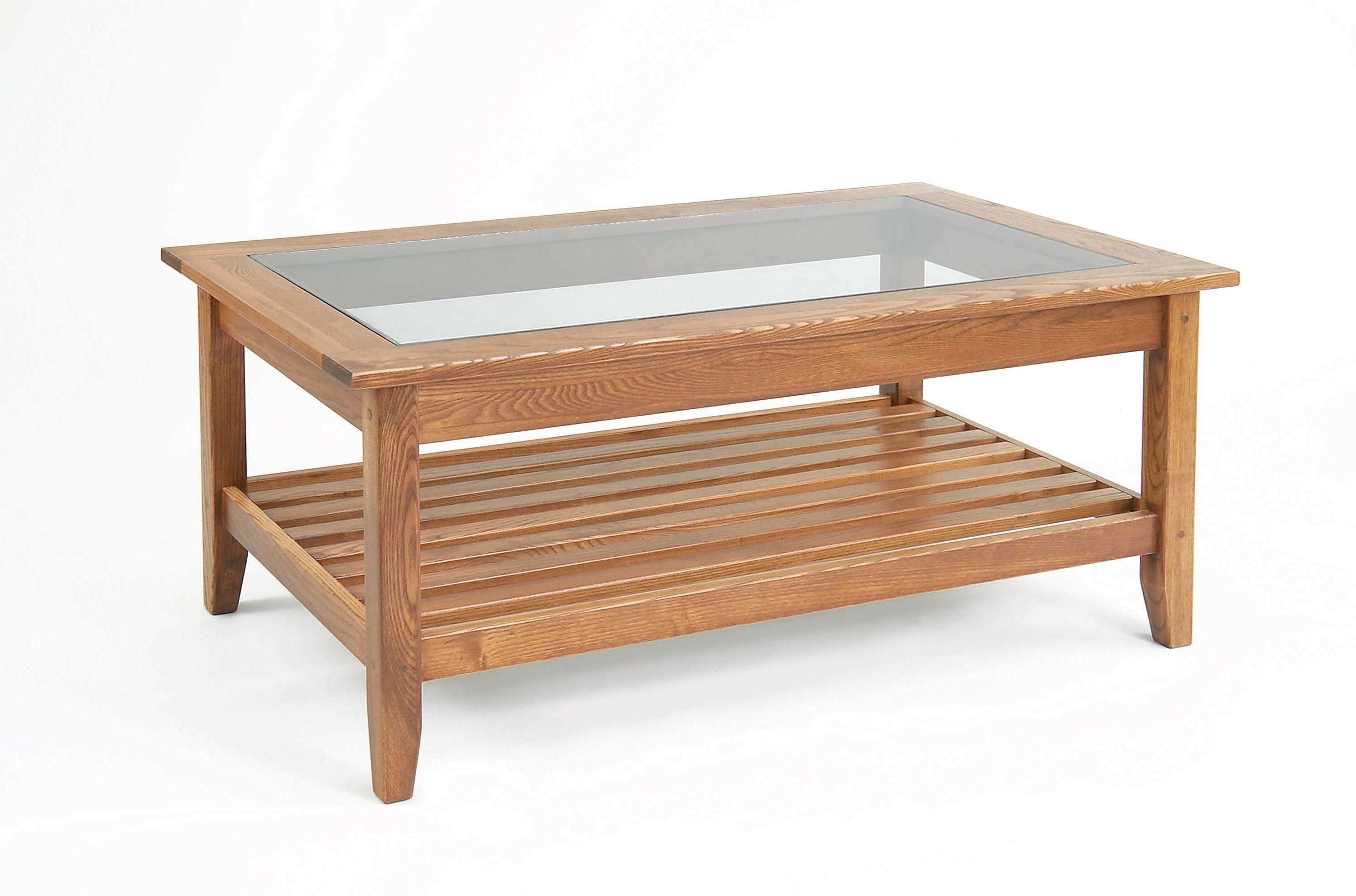 Fashionable Glass And Wood Coffee Tables Regarding Coffee Table, Wood Glass For Table Tops Glass Table Top Protector (View 10 of 20)