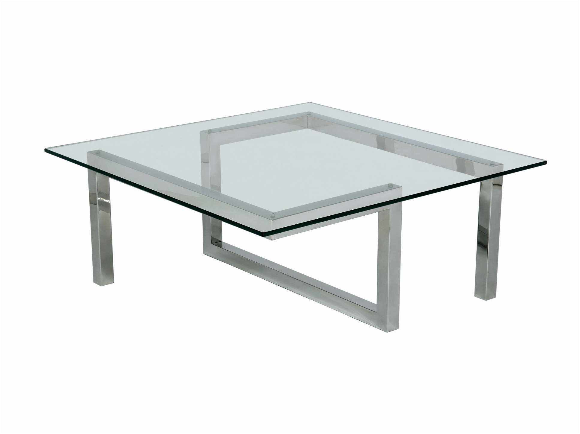 Fashionable Round Chrome Coffee Tables Inside Coffee Tables : Glass And Chrome Coffee Table Grey Wood Cheap (View 9 of 20)
