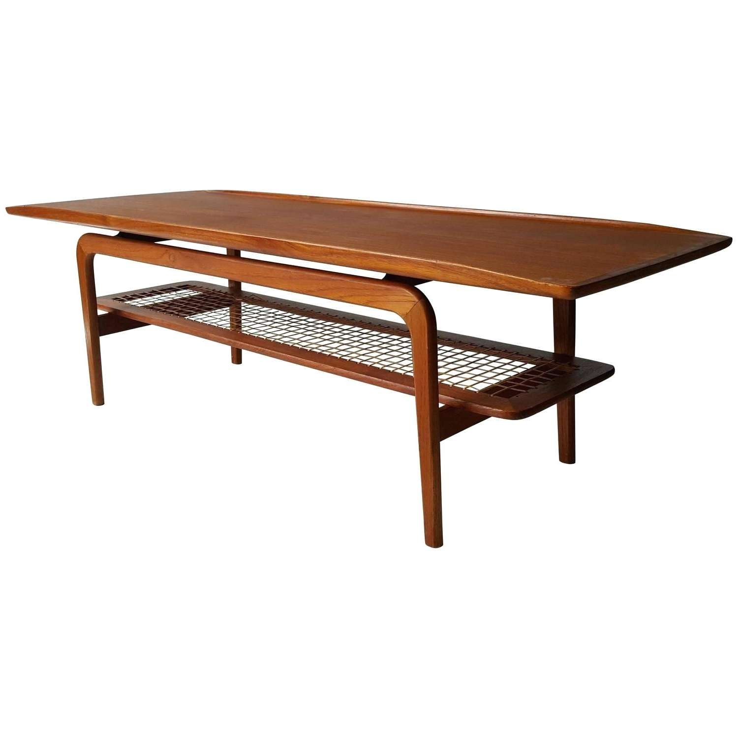 Fashionable Sixties Coffee Tables For Teak Coffee Table Danish From The Sixties Mid Century (View 6 of 20)